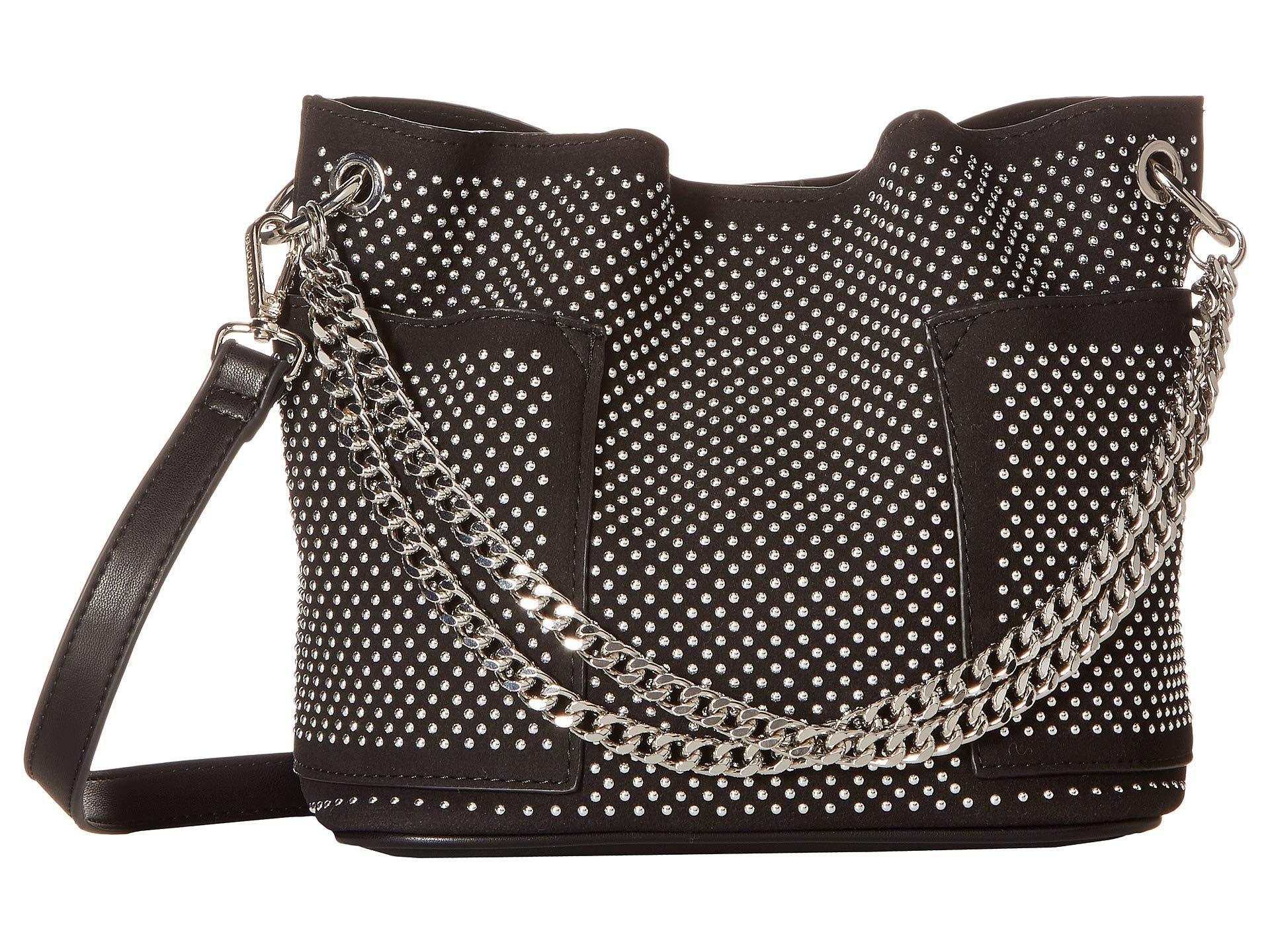 2d542e55b8c Lyst - Steve Madden Bsasha (black) Hobo Handbags in Black