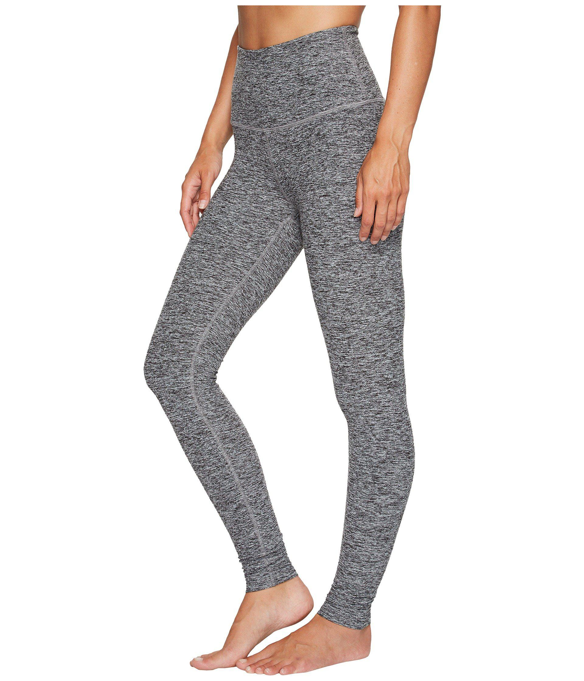 79b530851f736 Lyst - Beyond Yoga High Waist Long Legging (black/white) Women's Workout in  Black