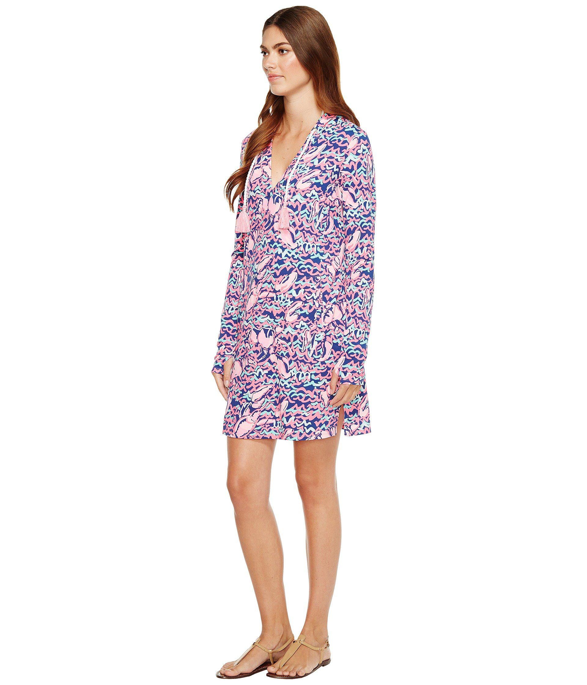 aa3a1e2e63 Lilly Pulitzer Upf 50+ Rylie Cover-up Dress - Lyst