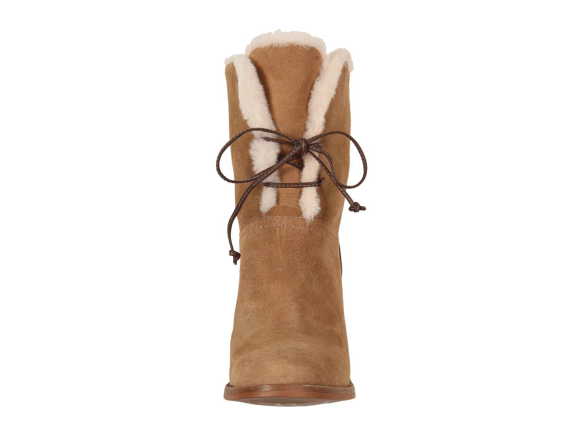 69038220bad UGG Jerene (chestnut 2) Women's Boots in Brown - Lyst