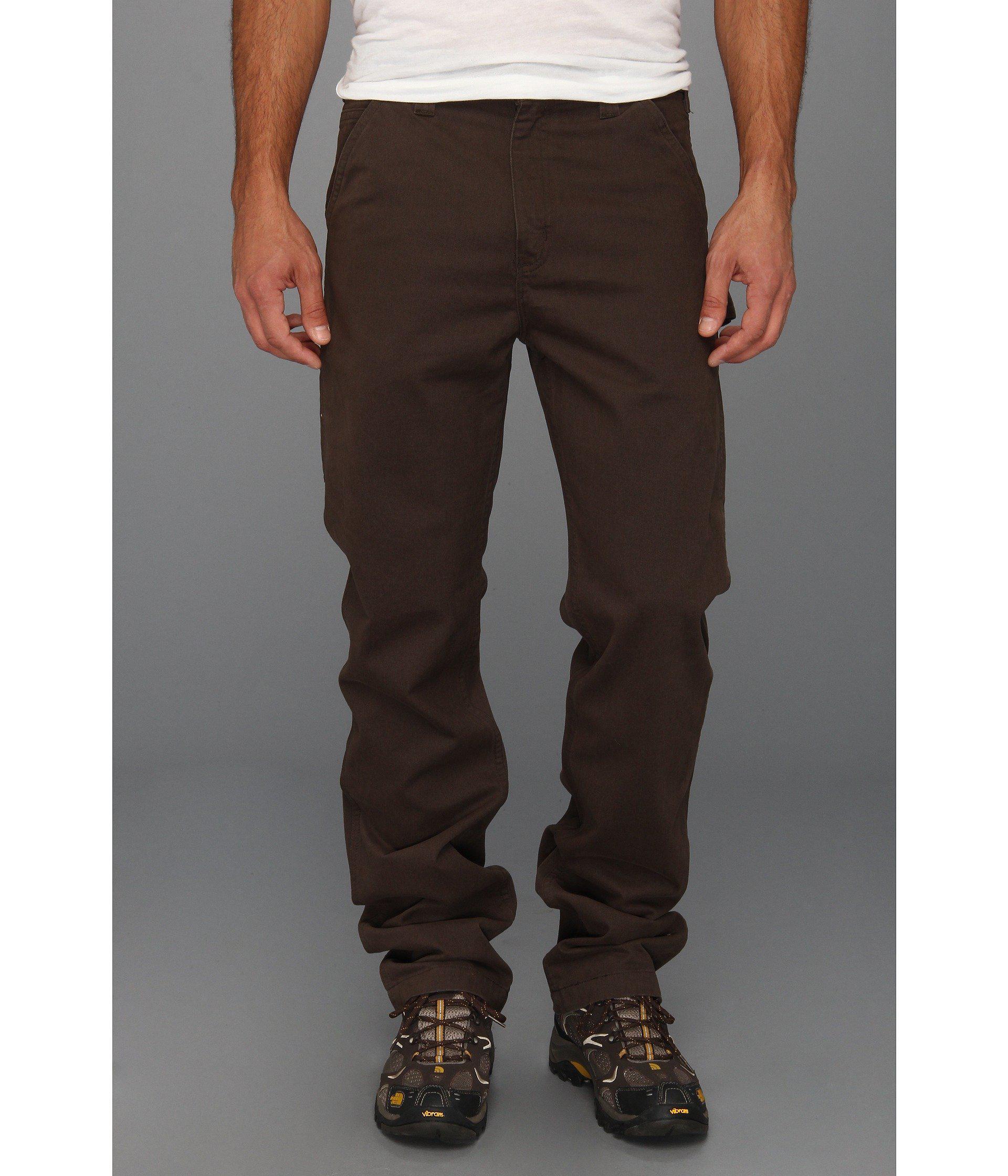 96ec3f4c18b Carhartt Washed Twill Dungaree (field Khaki) Men s Jeans in Brown ...