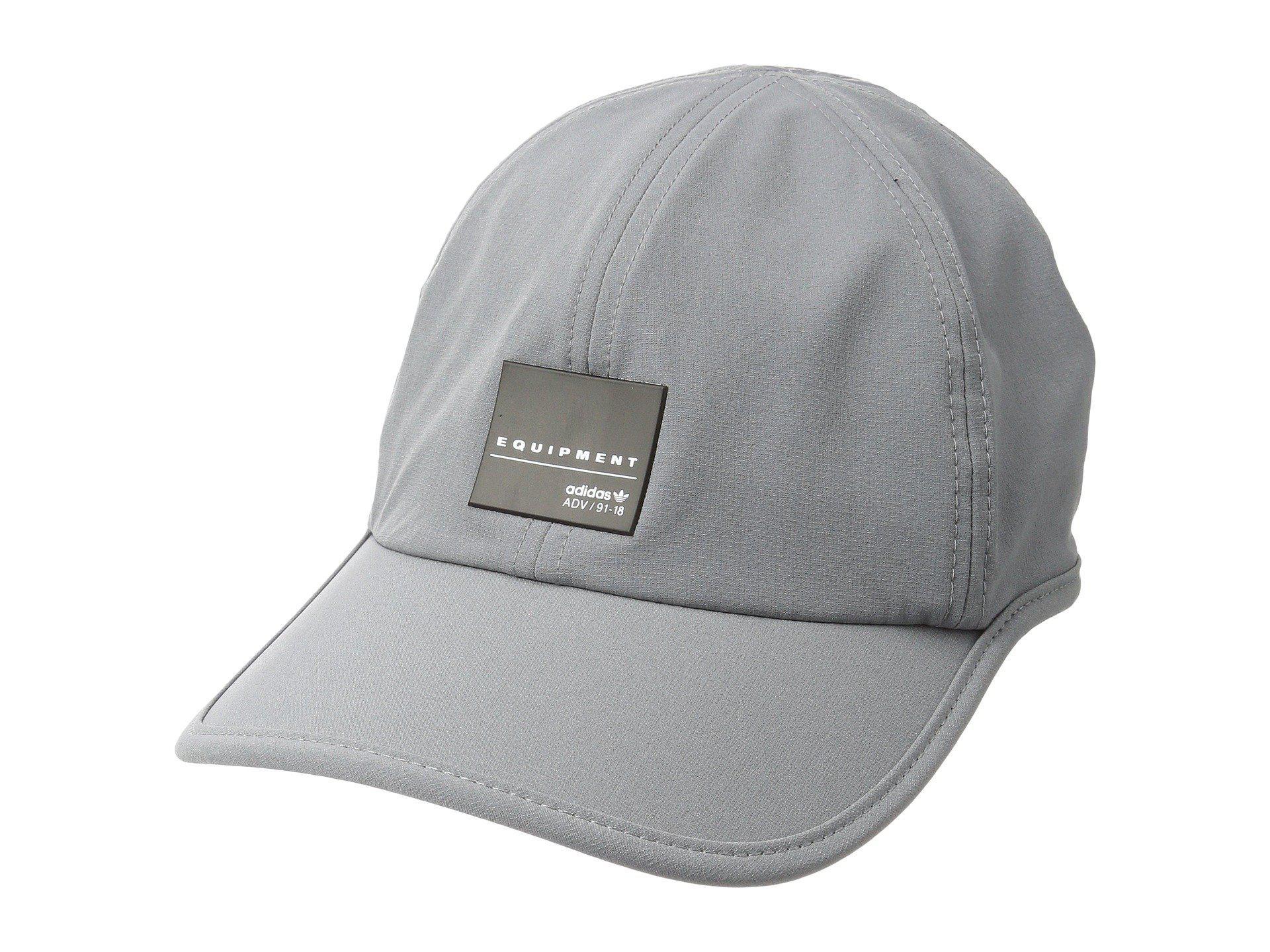 dbc974cdc3e Lyst - Adidas Originals Originals Eqt Trainer Ii (white black) Caps ...