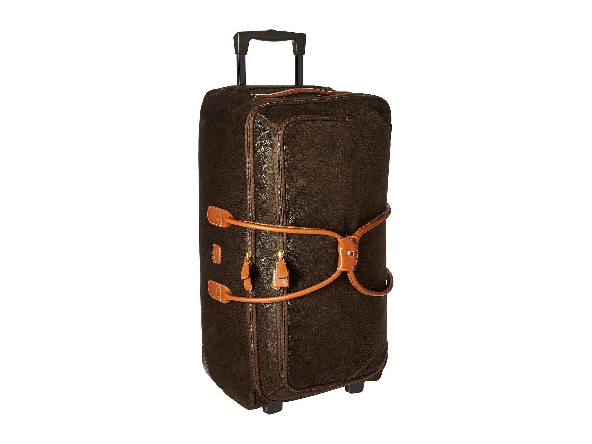 c485fc9bbc Lyst - Bric S Life - 28 Rolling Duffel (black) Duffel Bags for Men