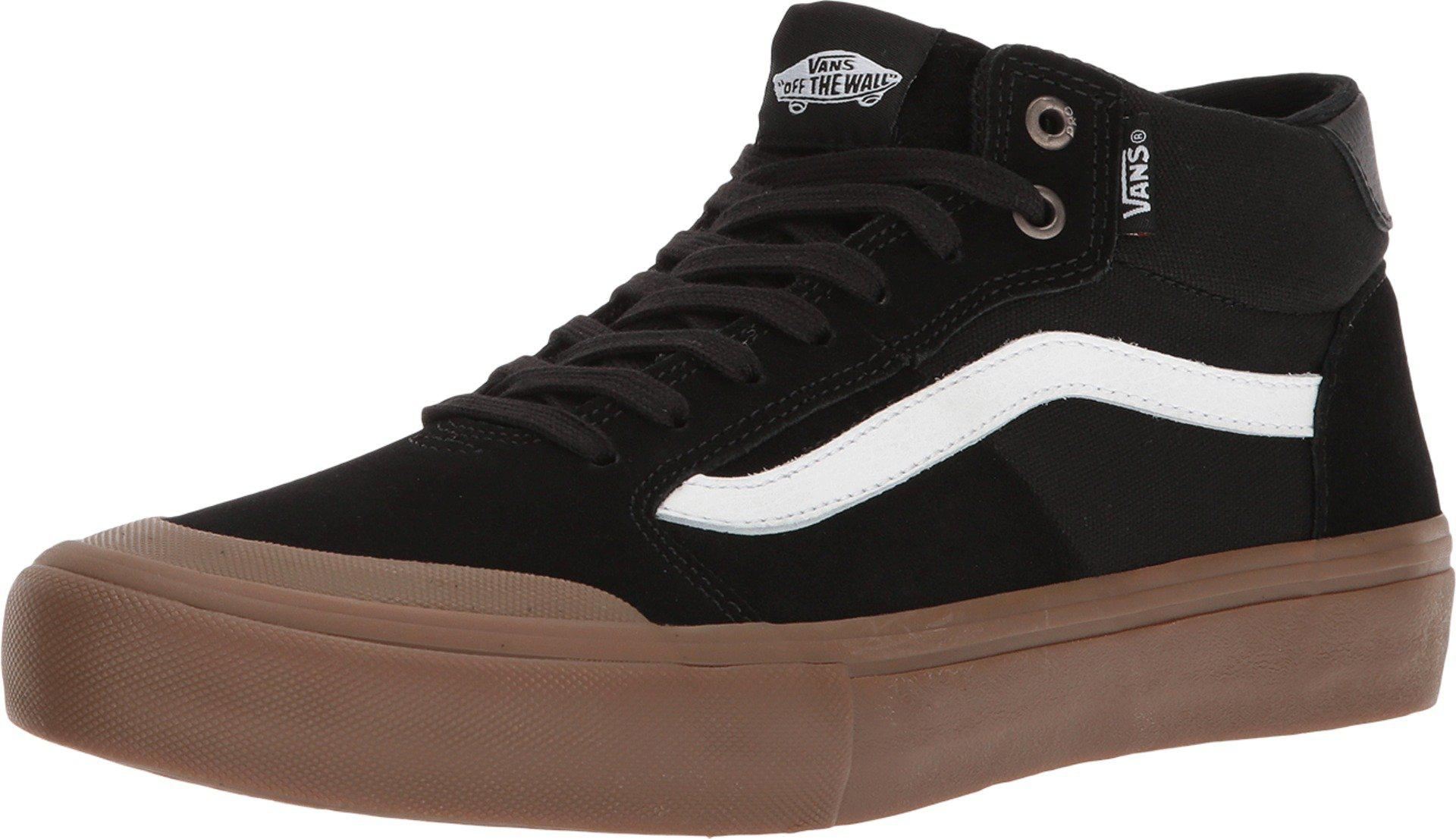 Lyst - Vans Style 112 Mid Pro in Black for Men 933c7f777