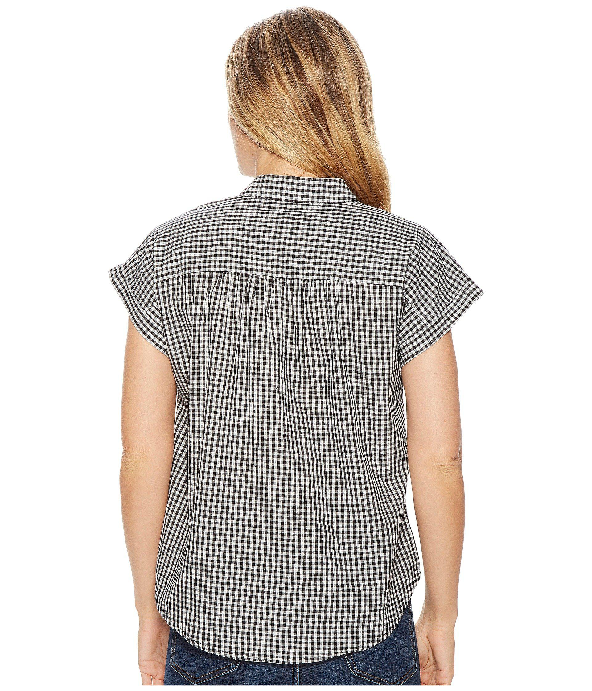 009db5ecbed4a Lyst - Tolani Adeline Top in Gray