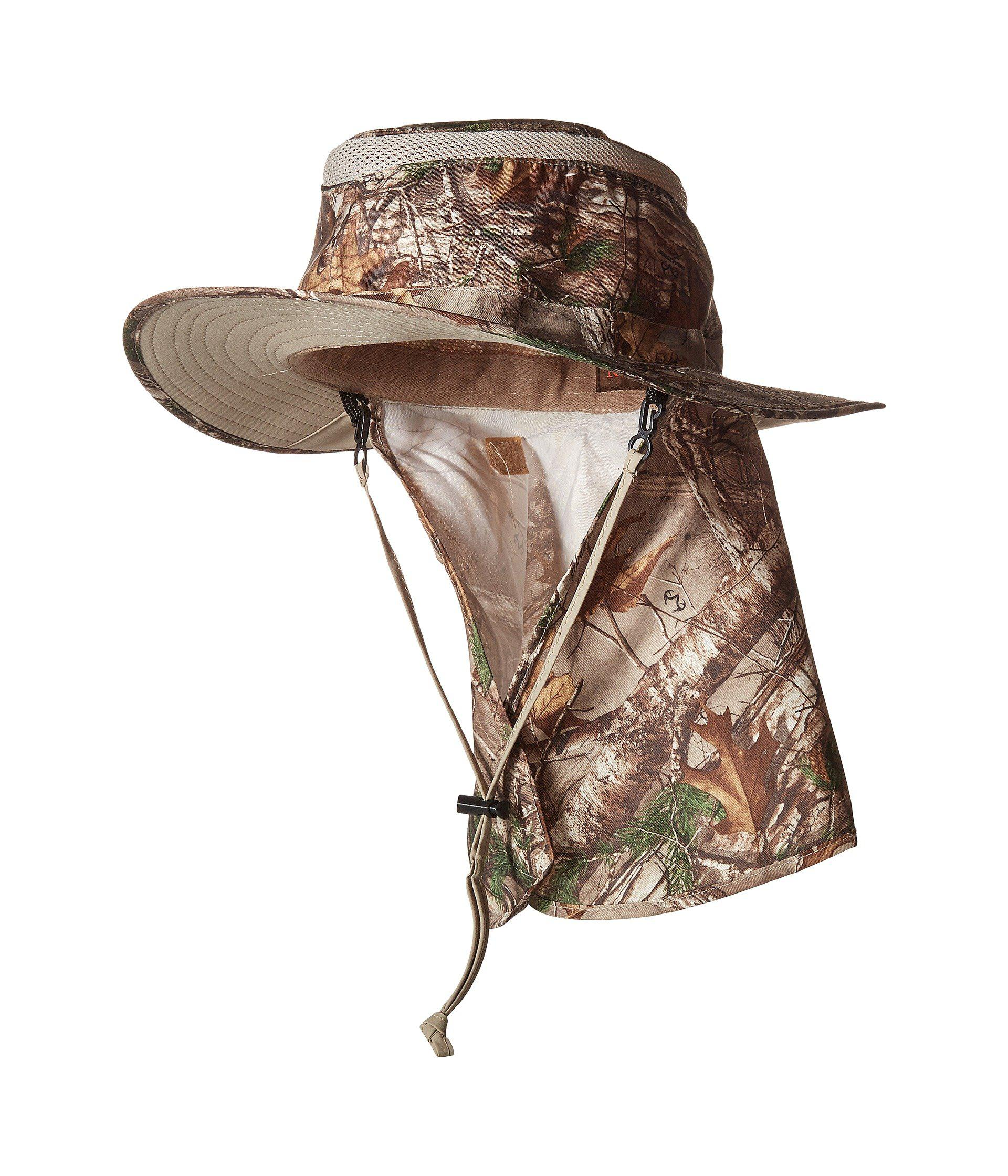 afa6ecdab09 Lyst - Stetson No Fly Zone Flap Safari (camo) Caps for Men