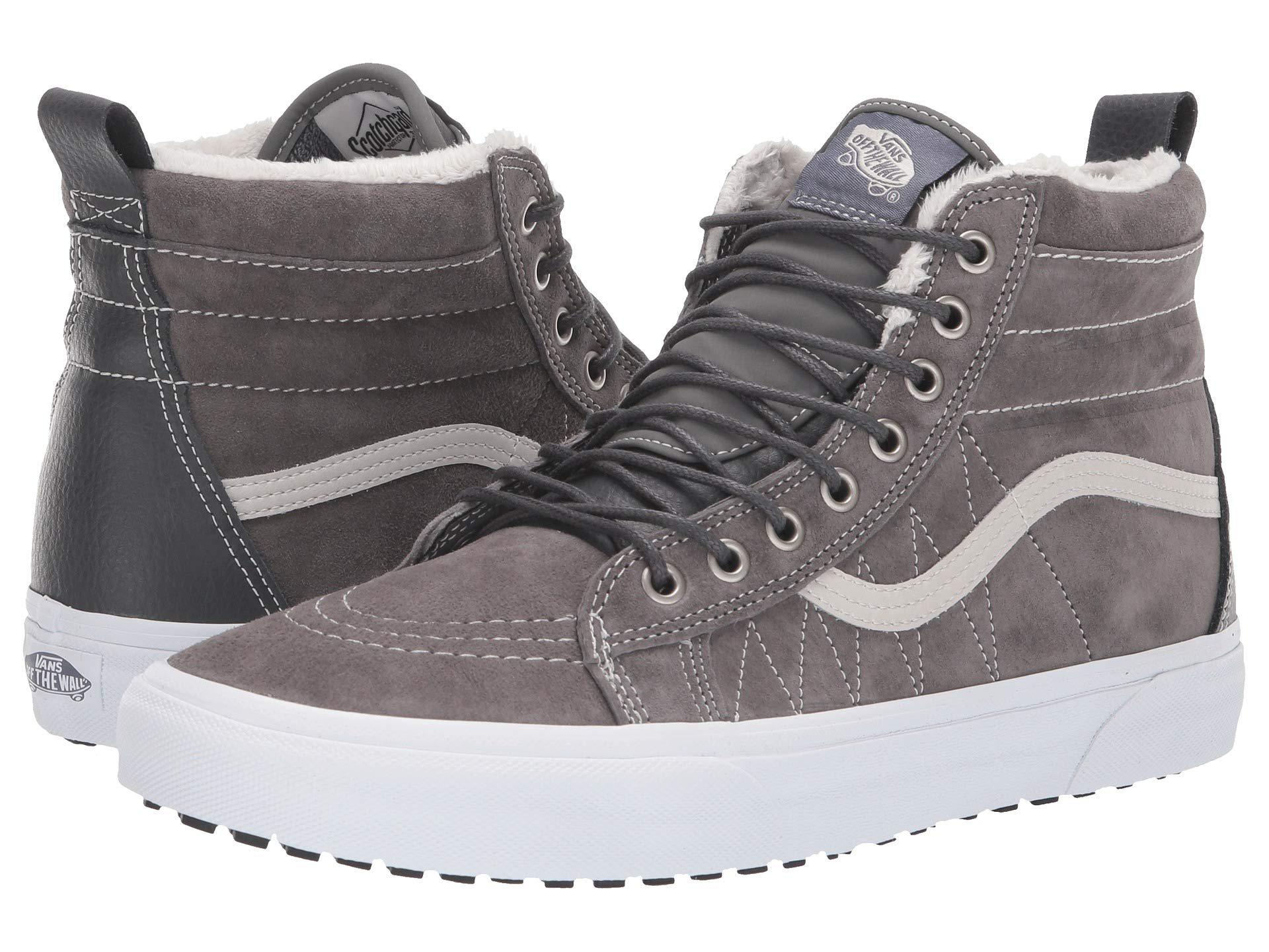 a56717259a Lyst - Vans Sk8-hi Mte ((mte) Cornstalk marshmallow) Skate Shoes in ...