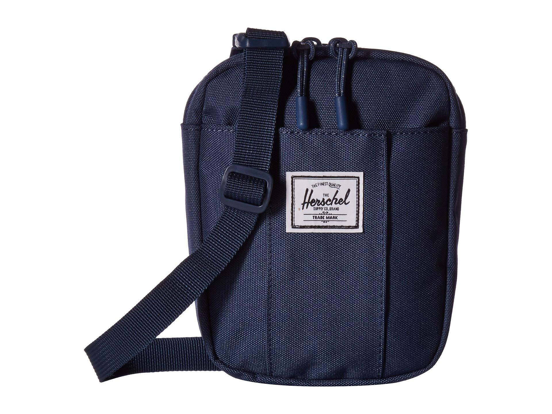 65ab520f433 Lyst - Herschel Supply Co. Cruz (painted Floral) Bags in Blue for ...