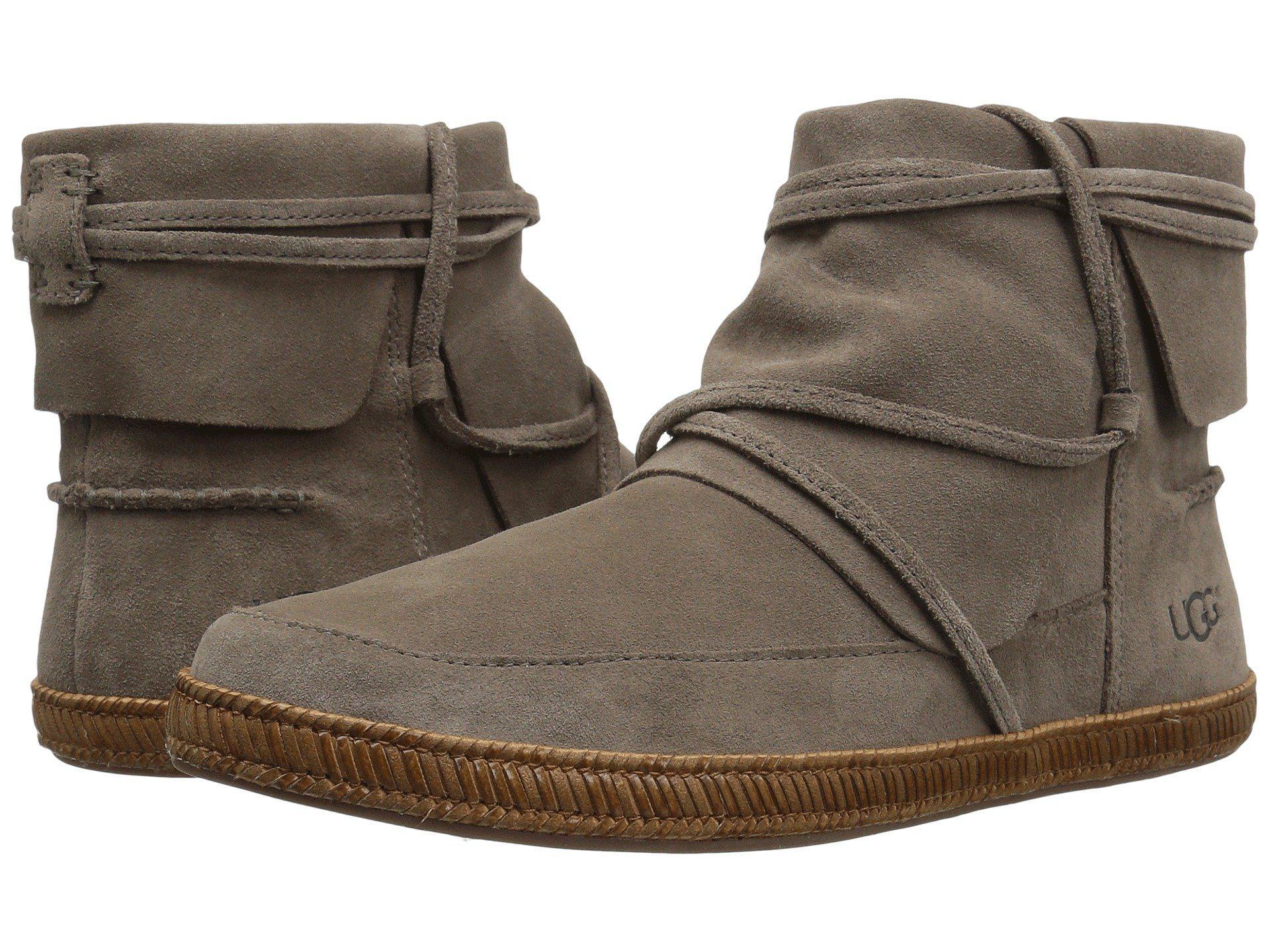 399004ef41db Lyst - UGG Reid (chestnut) Women s Boots