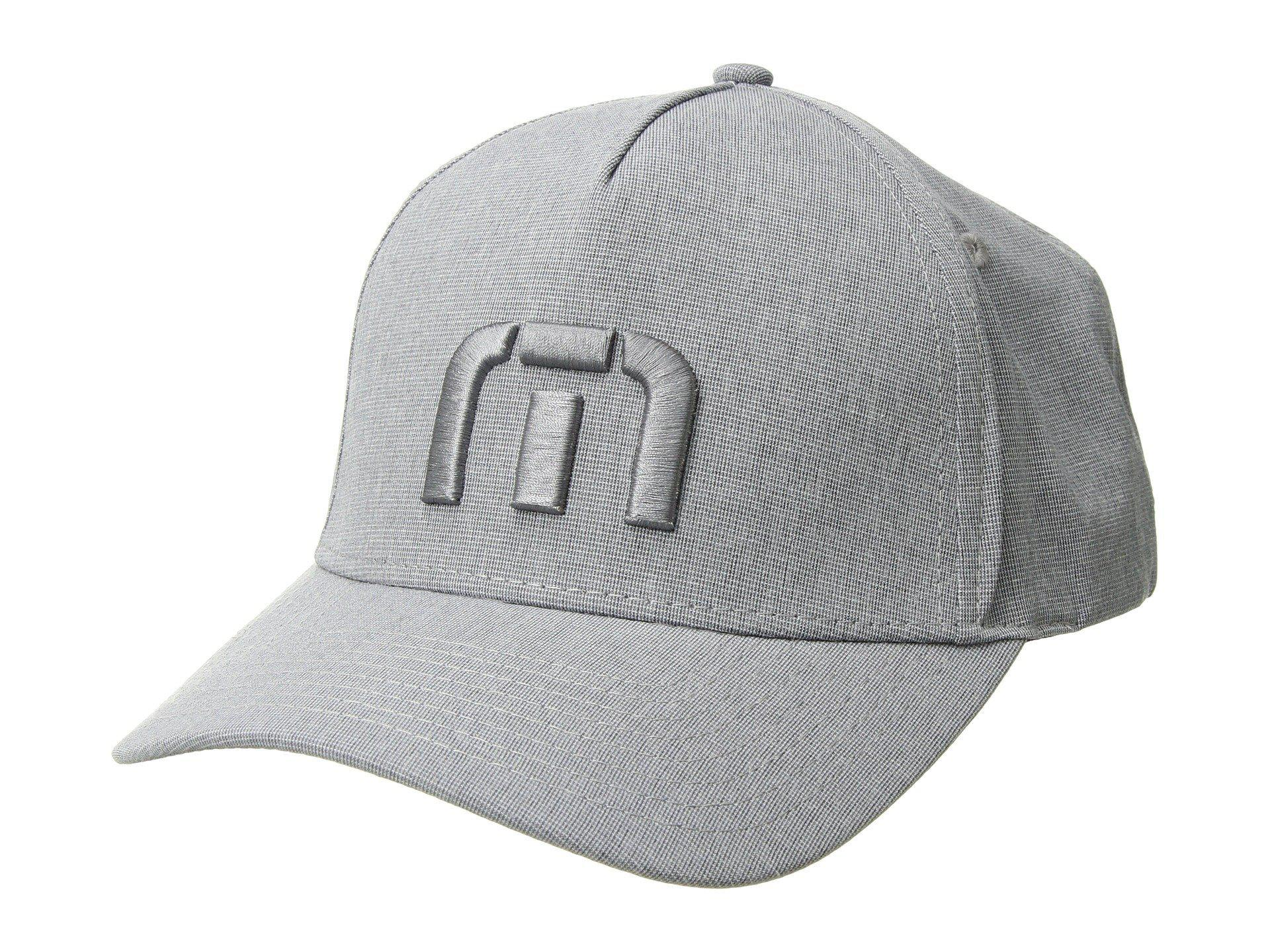 Lyst - Travis Mathew Top Shelf (light Grey) Baseball Caps in Gray ... e7d55be146b8