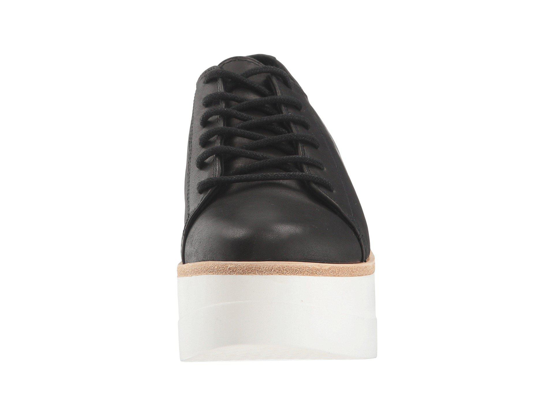 475af0a102e Lyst - Steve Madden Kimber (black Leather) Women s Shoes in Black