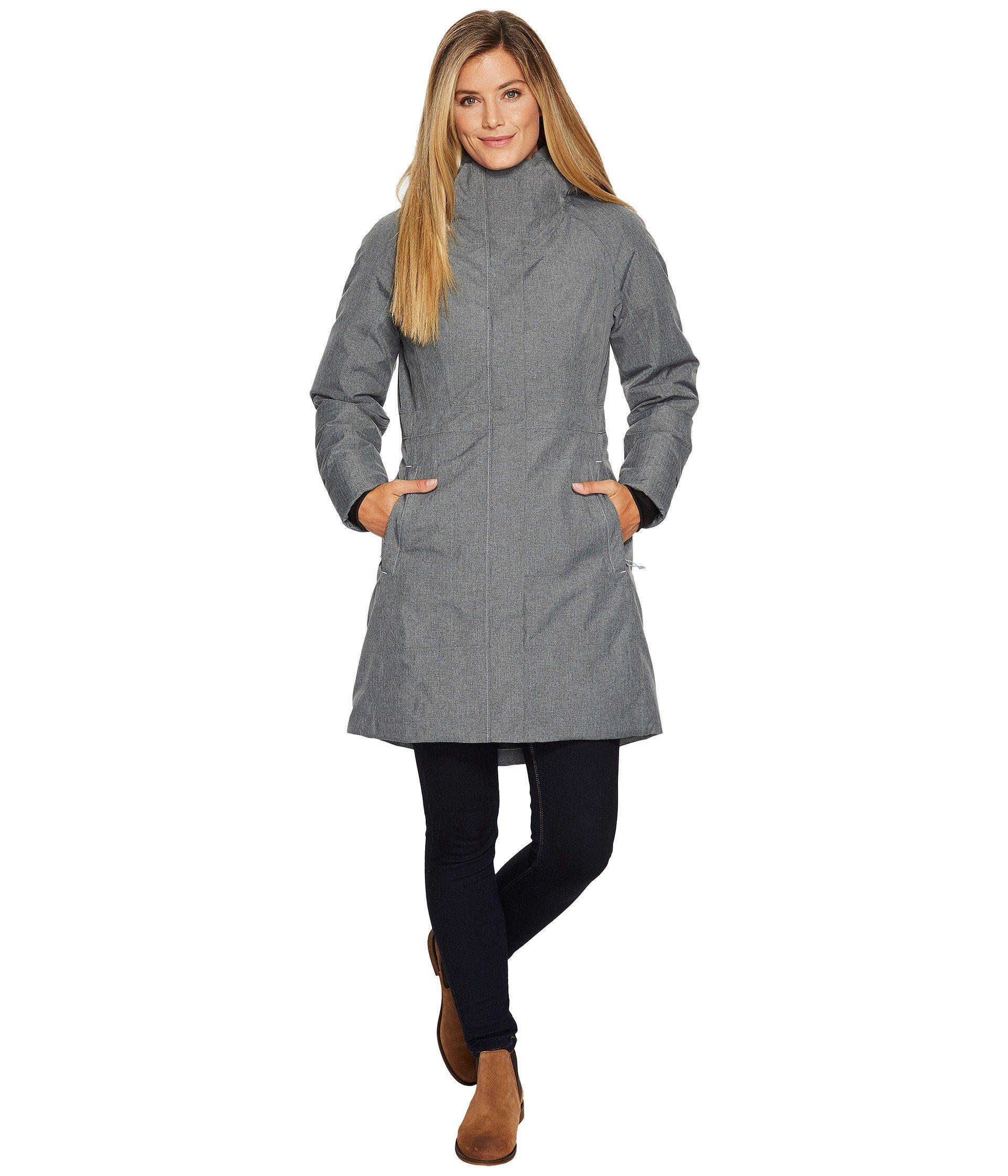 d69c4d70a474c Lyst - The North Face Arctic Parka Ii (new Taupe Green) Women s Coat ...