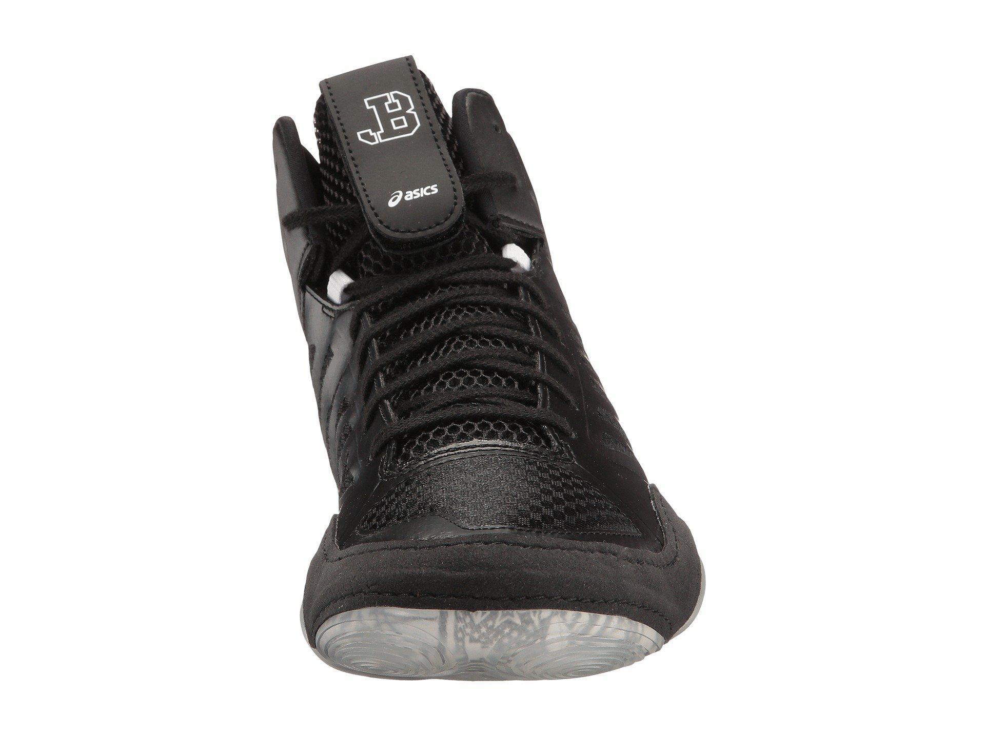 3b0e6e4cdc95d8 Lyst - Asics Jb Elite Iii in Black for Men