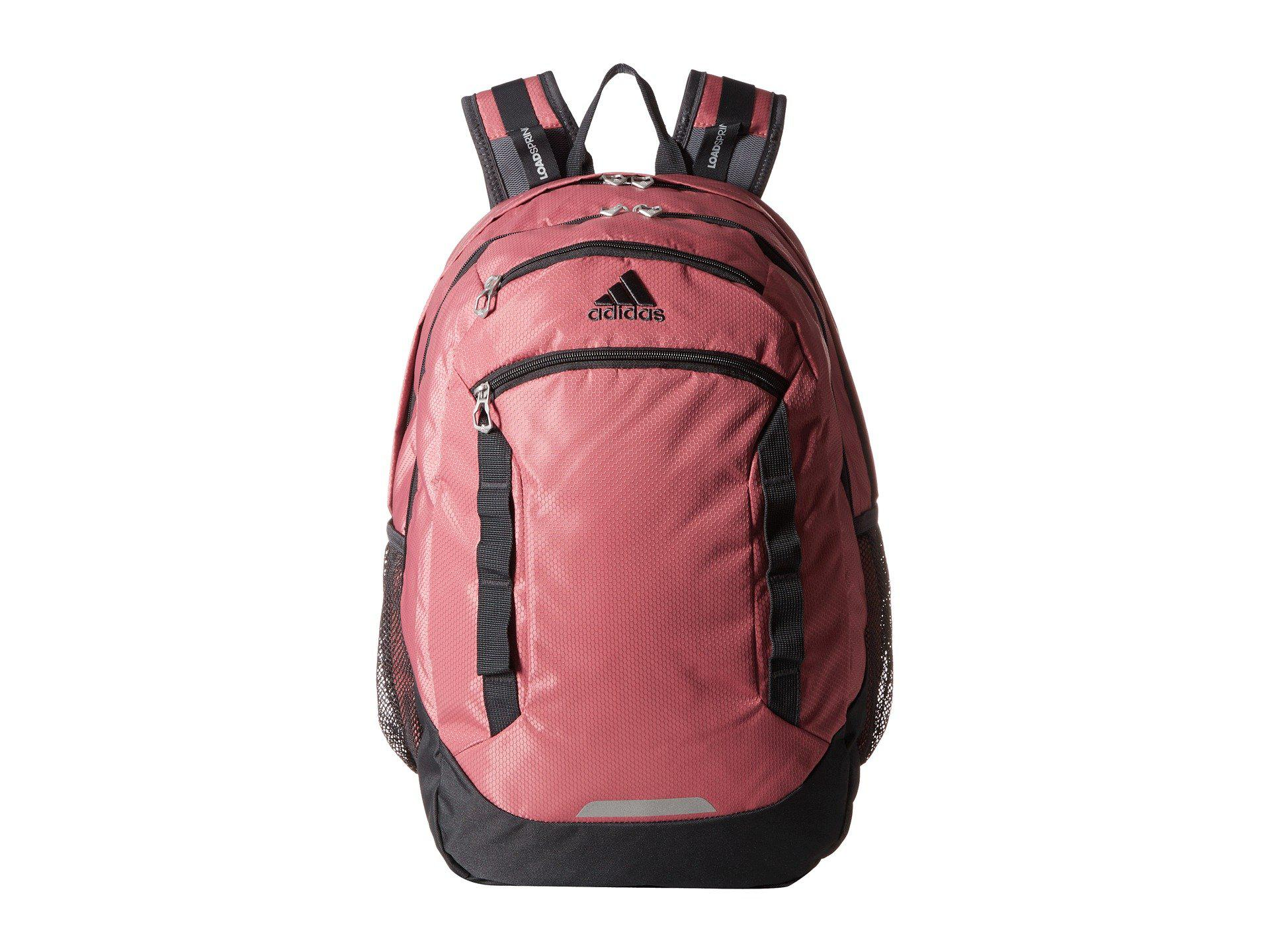 Pink Maroon And Grey Backpack- Fenix Toulouse Handball 858145626ef03