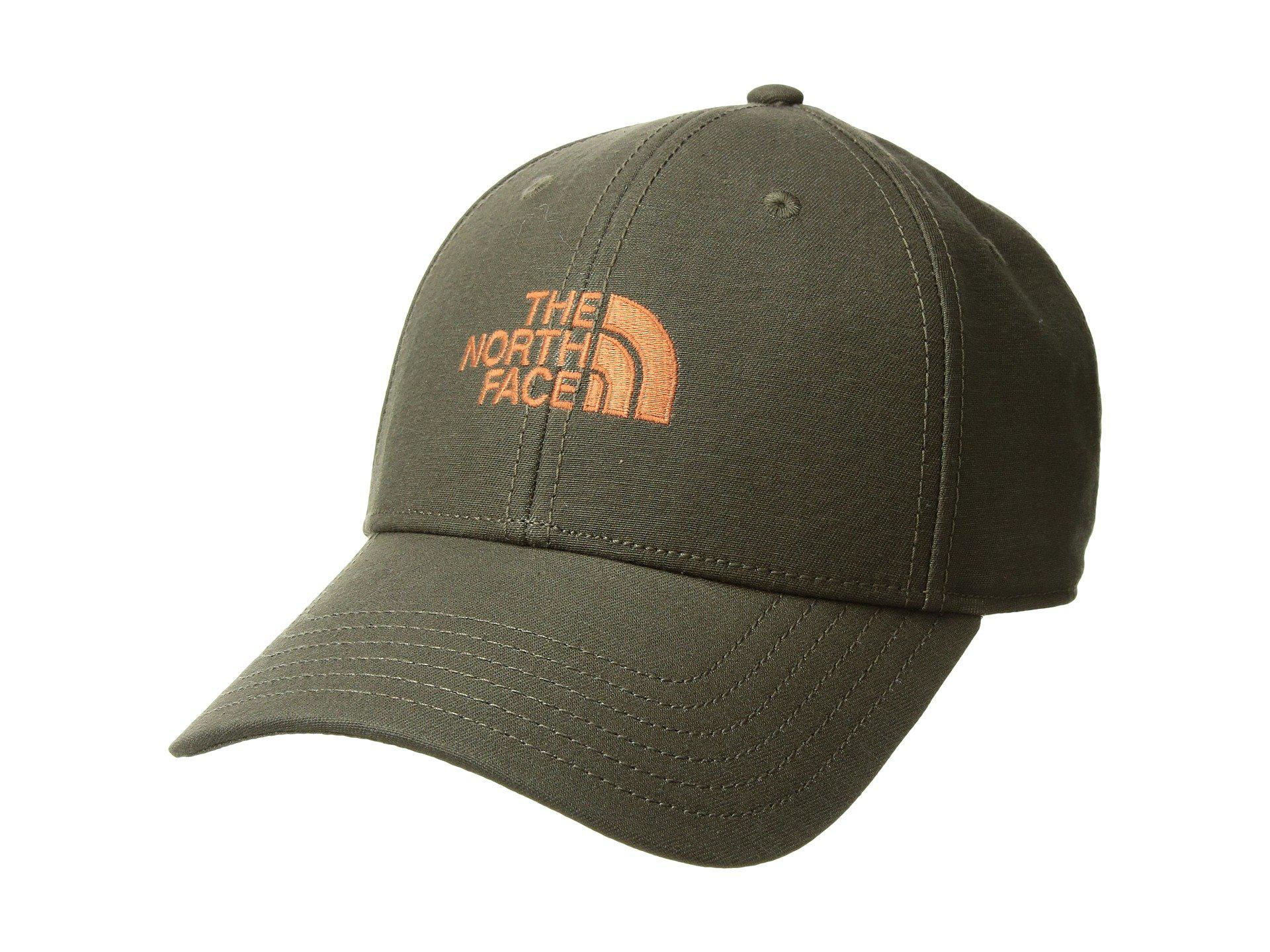 a3b42b672f5 Lyst - The North Face 66 Classic Hat in Green for Men