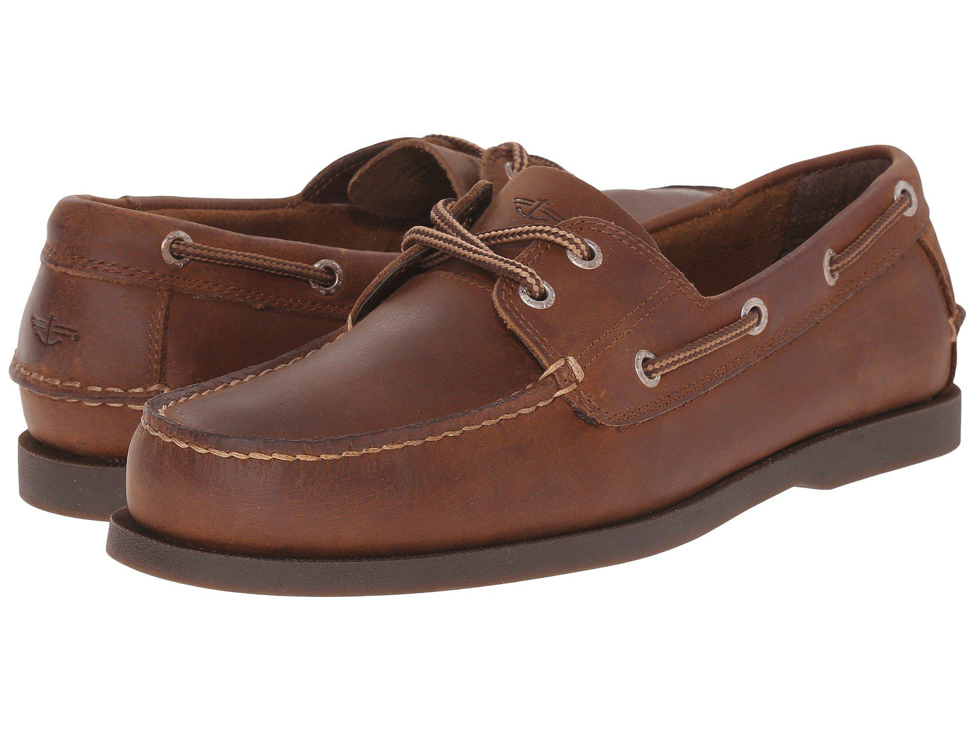 4e61972292a96 Lyst - Dockers Vargas Boat Shoe (chocolate Oiled Tumbled Full Grain ...