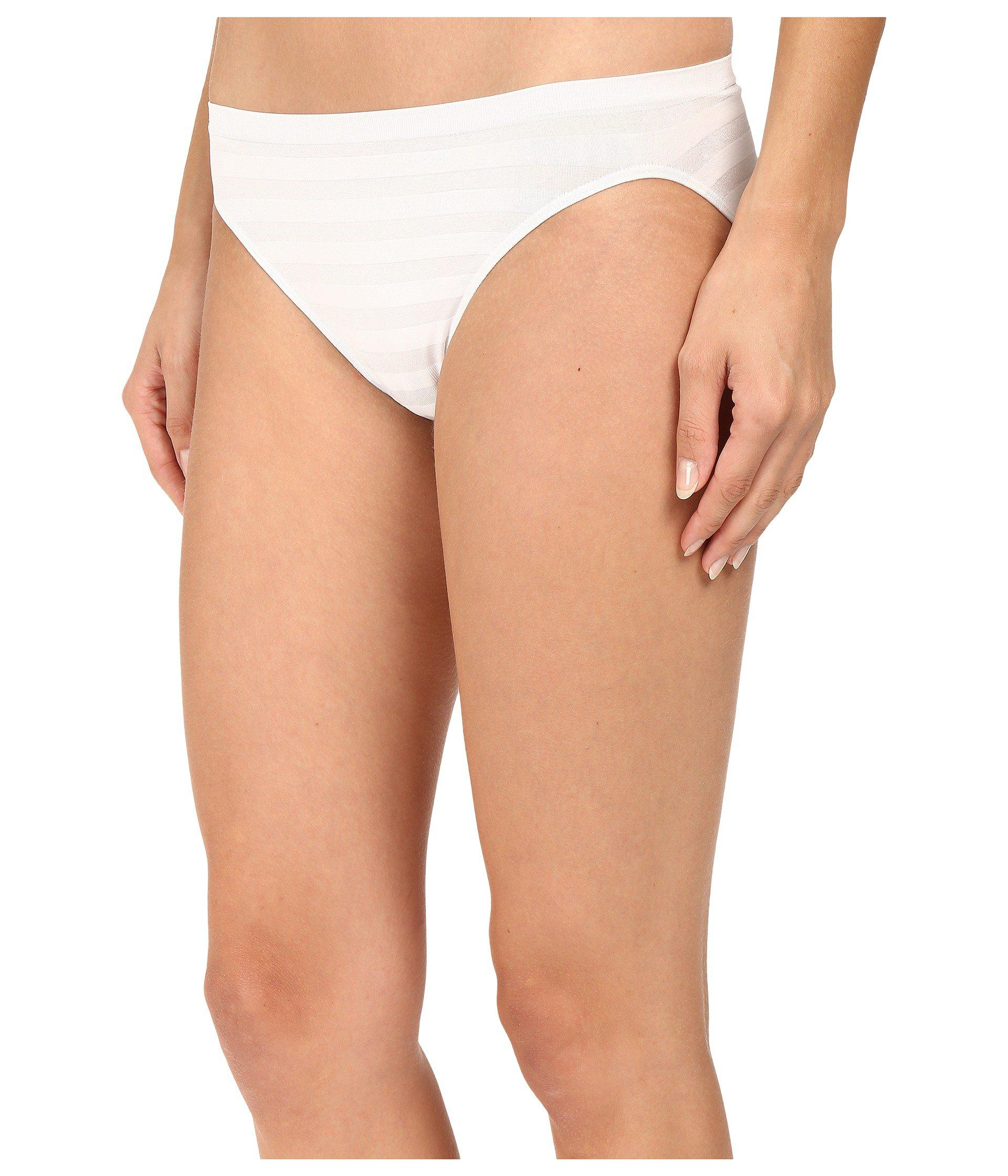 20a71050ebe7 Jockey Comfies(r) Matte Shine Bikini (white) Women's Underwear in White -  Lyst