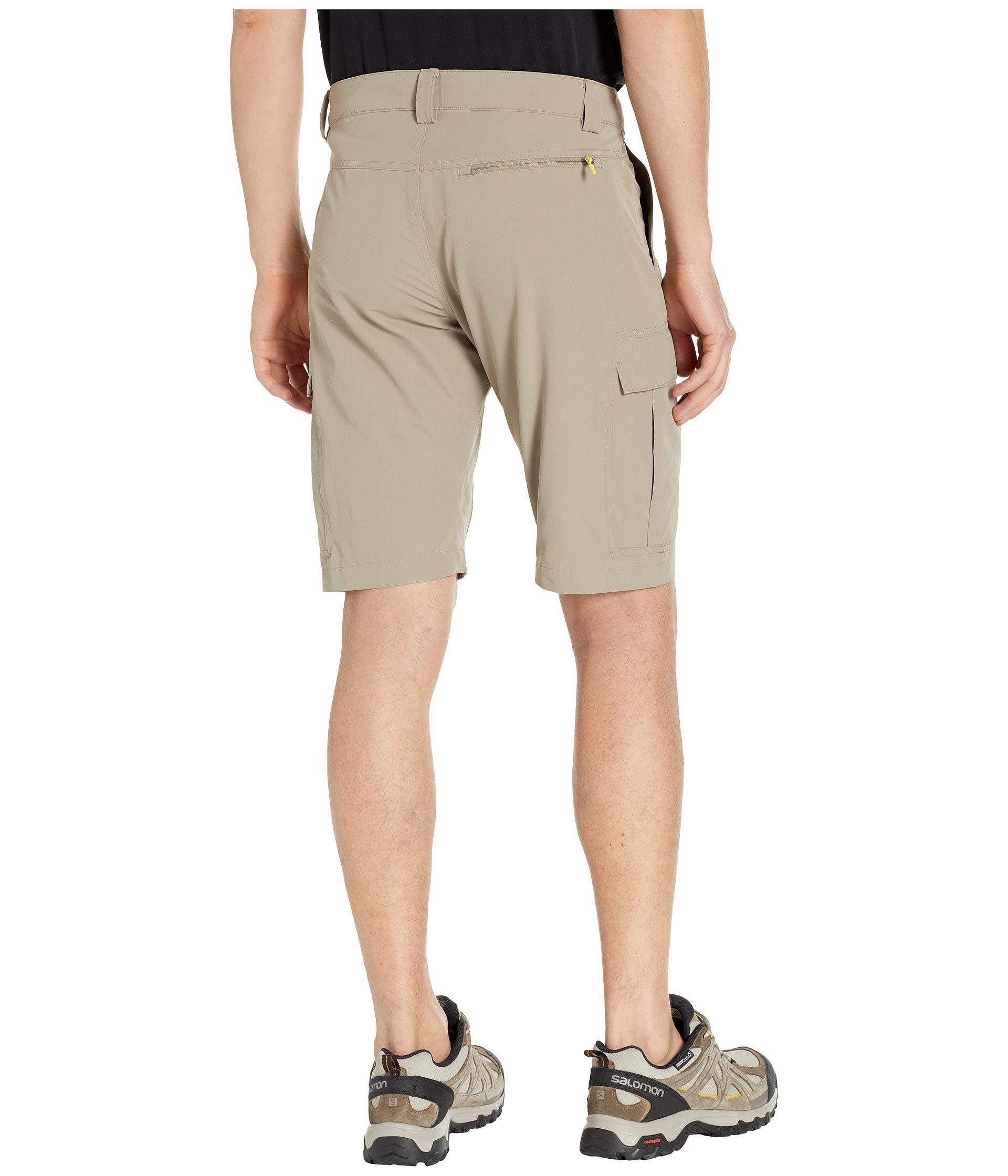 1247c8a626 Helly Hansen Jotun Qd Cargo Shorts 11 (grey Fog) Men's Shorts for ...