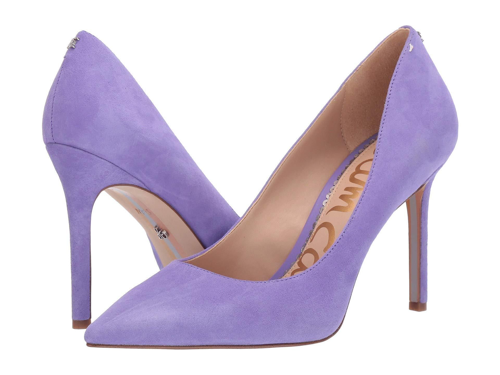 262fb03bd5e276 Lyst - Sam Edelman Hazel (rose Gold Mini Glitter) Women s Shoes in ...