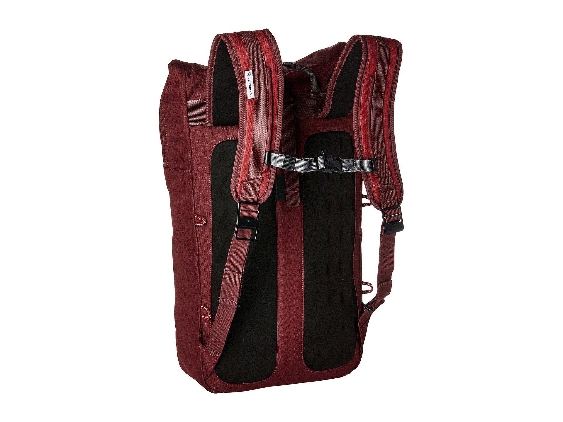 d0d533bb4f91 Victorinox - Multicolor Altmont Active Deluxe Duffel Laptop Backpack  (burgundy) Backpack Bags for Men. View fullscreen
