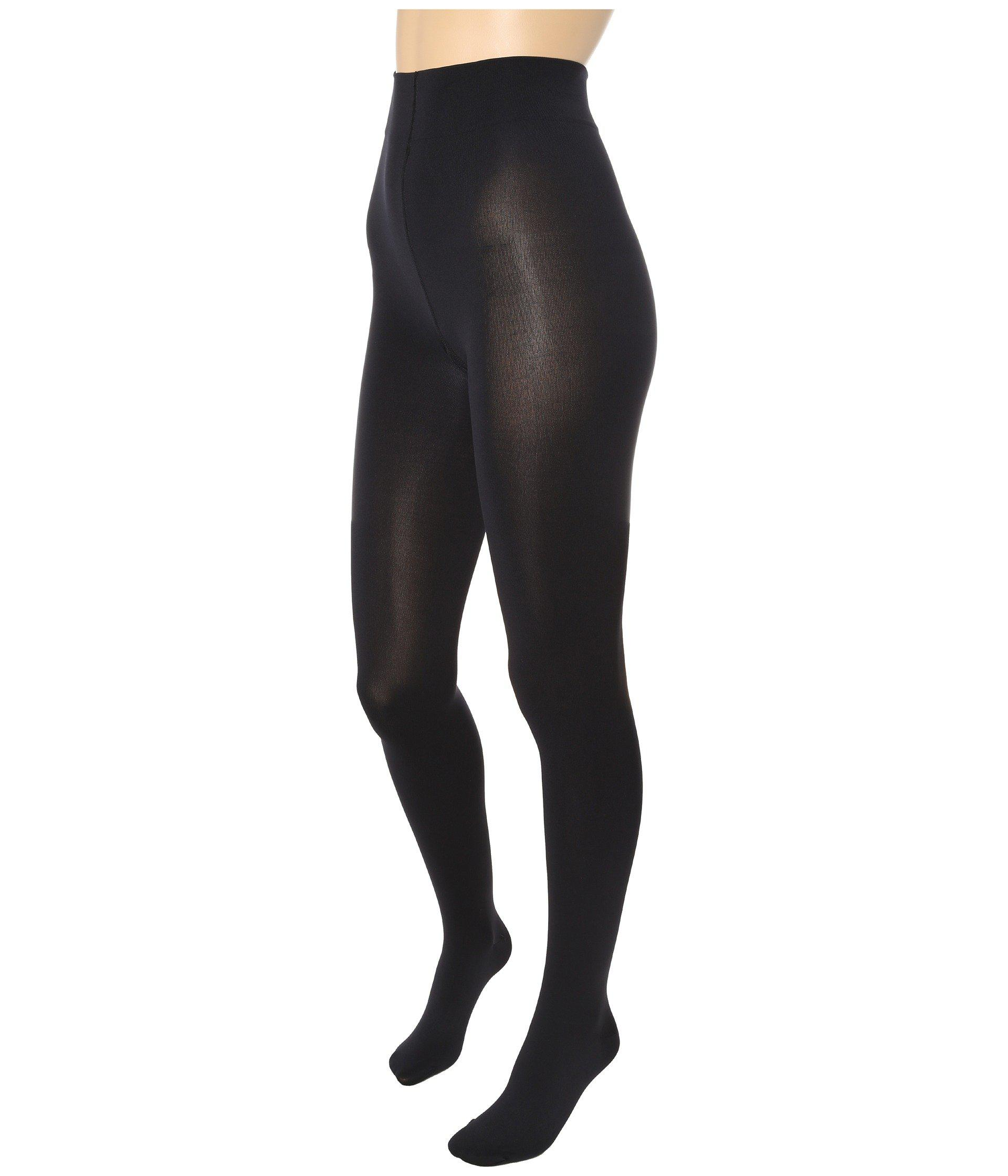 302e91e53 Wolford Individual 100 Leg Support Tights (black) Hose in Black - Lyst