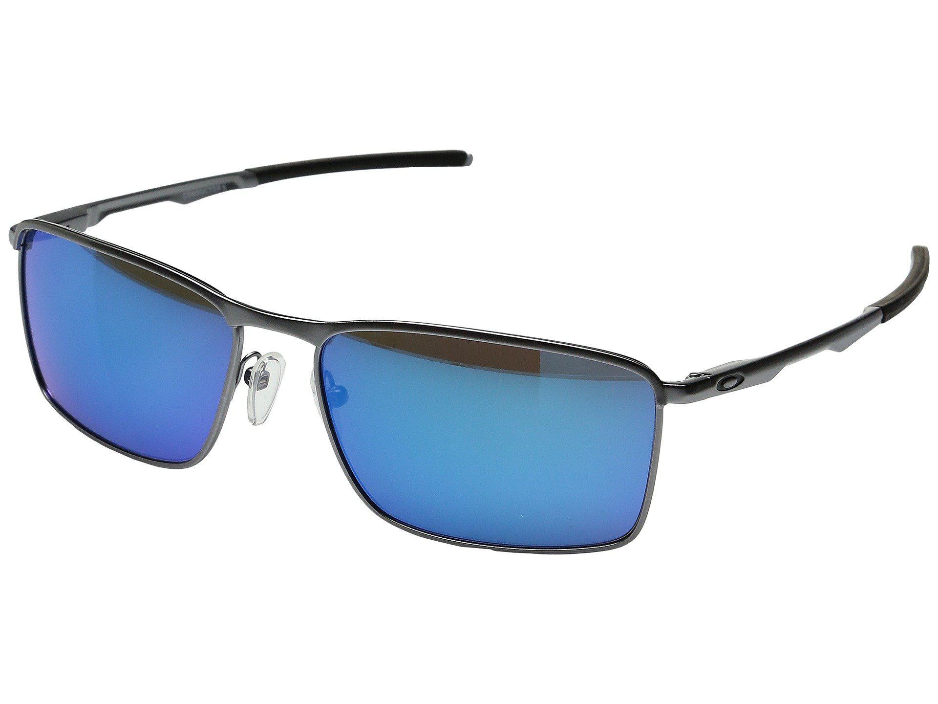 f25f02043d67 Lyst - Oakley Conductor 6 (lead sapphire Iridium) Sport Sunglasses ...