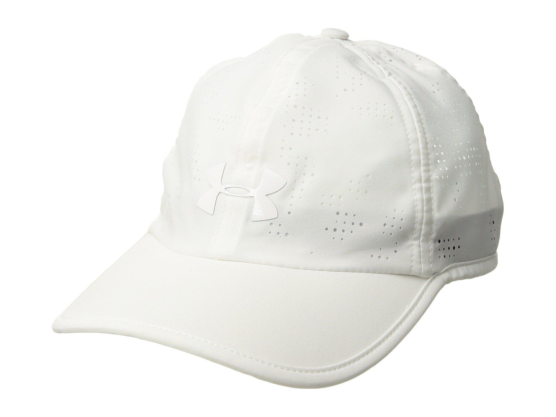 50156067fc4 Lyst - Under Armour Perforated Golf Cap in White for Men