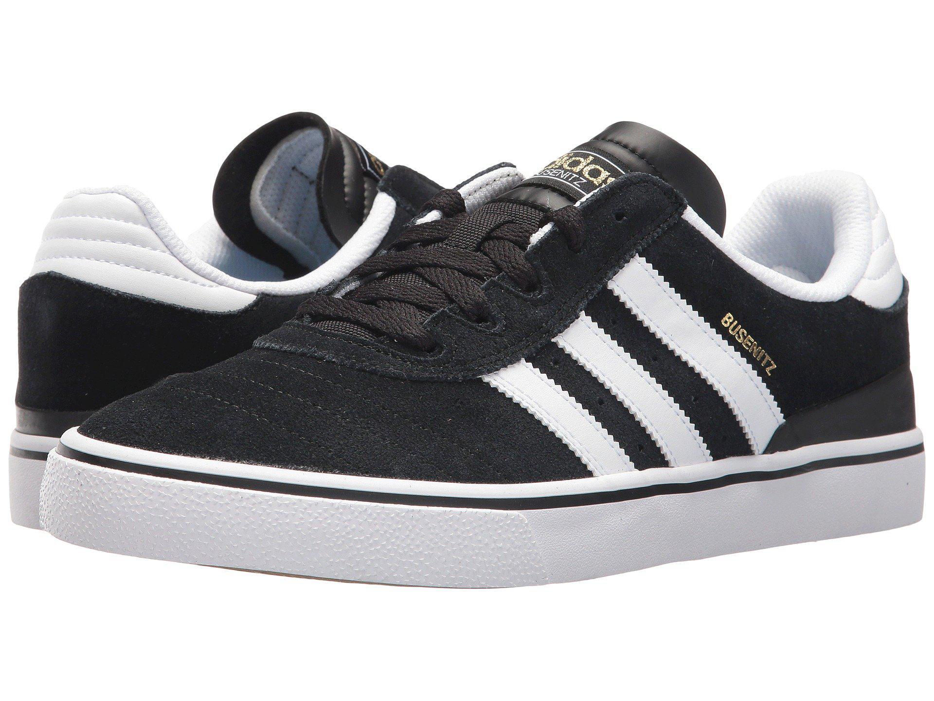 reputable site a5c81 de5eb adidas Originals. Black Busenitz Vulc (collegiate Navy white dark Blue)  Men s Skate Shoes