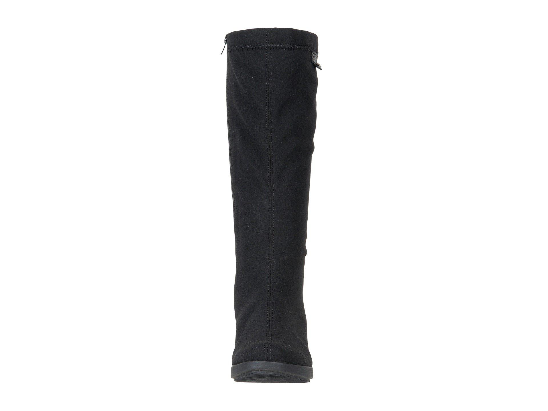 6f01431621 Mephisto Minda Gt (black Stretch) Women's Boots in Black - Lyst