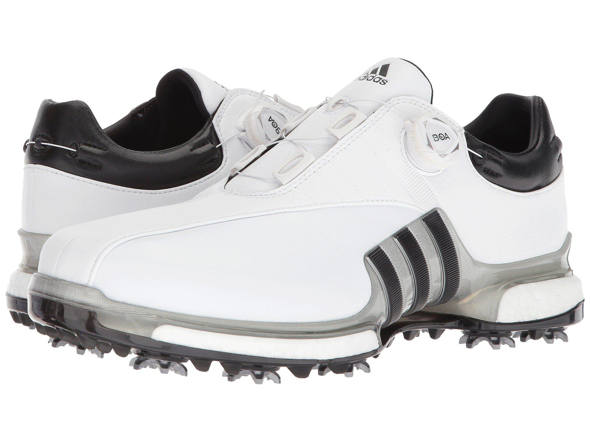 Lyst adidas originali tour360 eqt boa (calzature bianche / silver
