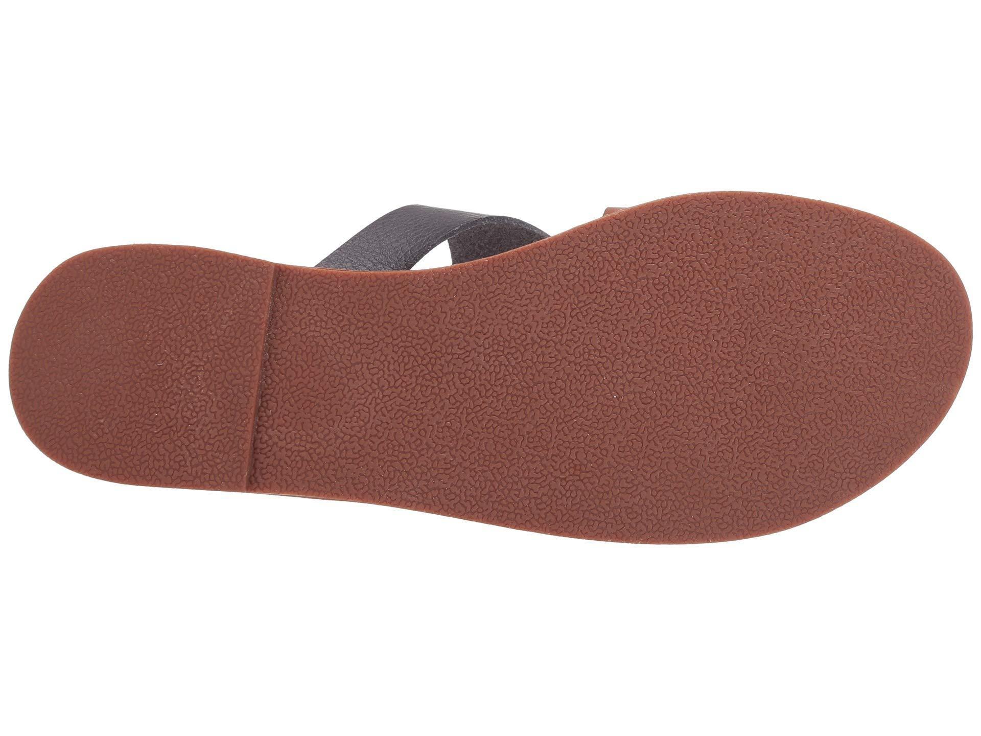 8986477f73 Roxy Pauline Sandal Slide in Blue - Save 3% - Lyst