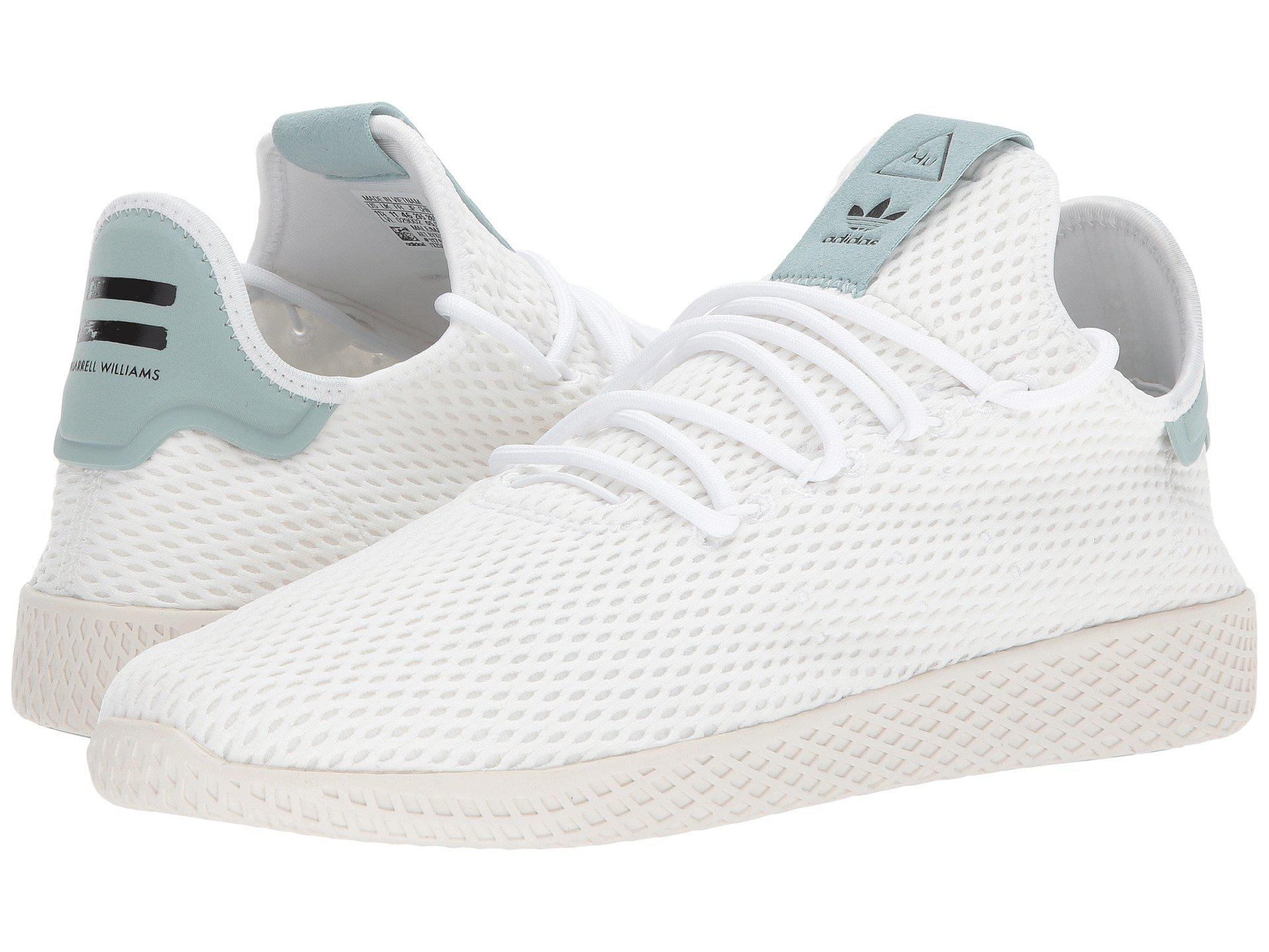 6dc3f40d2bad Lyst - adidas Originals Pharrell Williams Human Race (white white ...