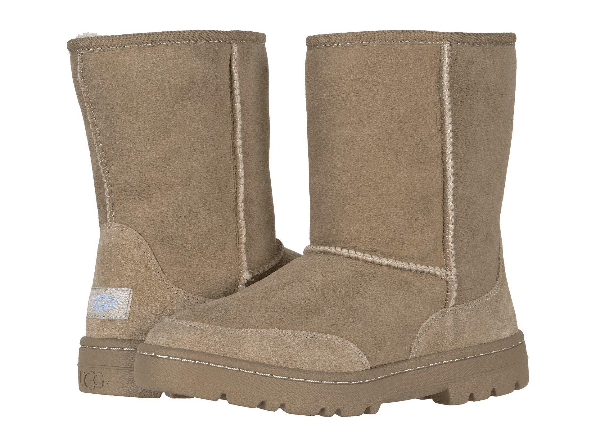 How short are the ultra short uggs?