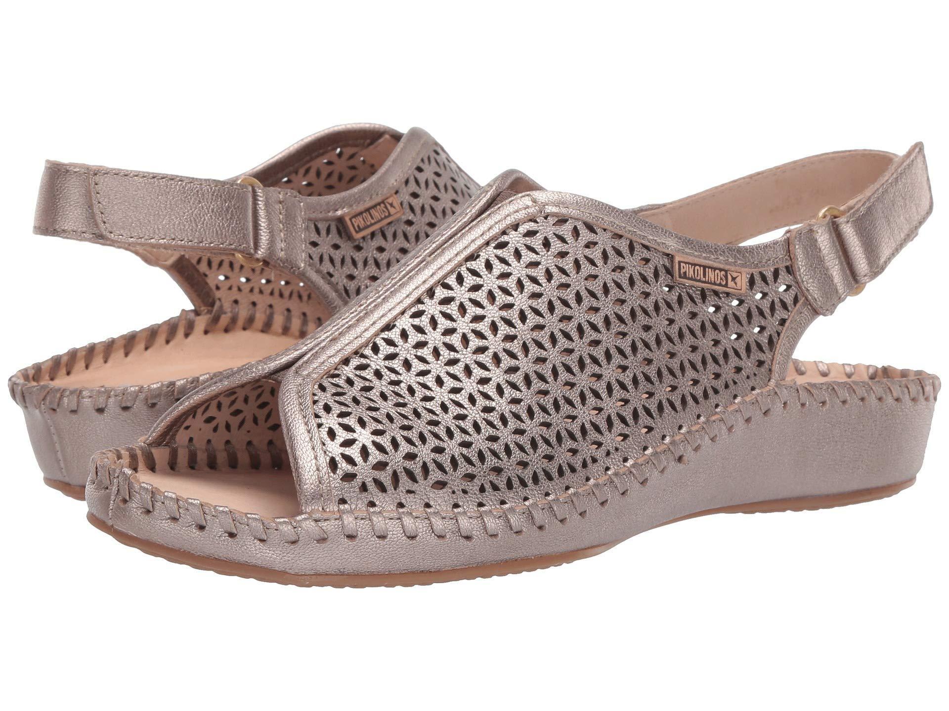 2b8a19b90 Lyst - Pikolinos P. Vallarta 655-0720cl (stone) Women's Shoes