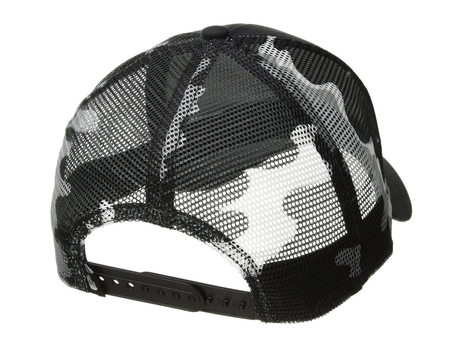 f5084cf483576 The North Face - Black Mudder Novelty Mesh Trucker Hat (moab Khaki Woodchip  Camo Desert. View fullscreen
