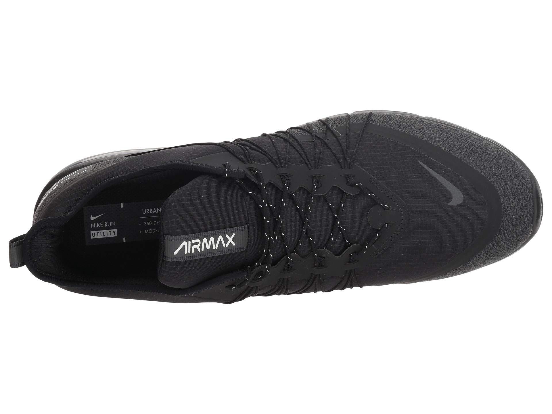 7bcb41cede45e Nike - Air Max Sequent 4 Shield (black metallic Silver dark Grey). View  fullscreen