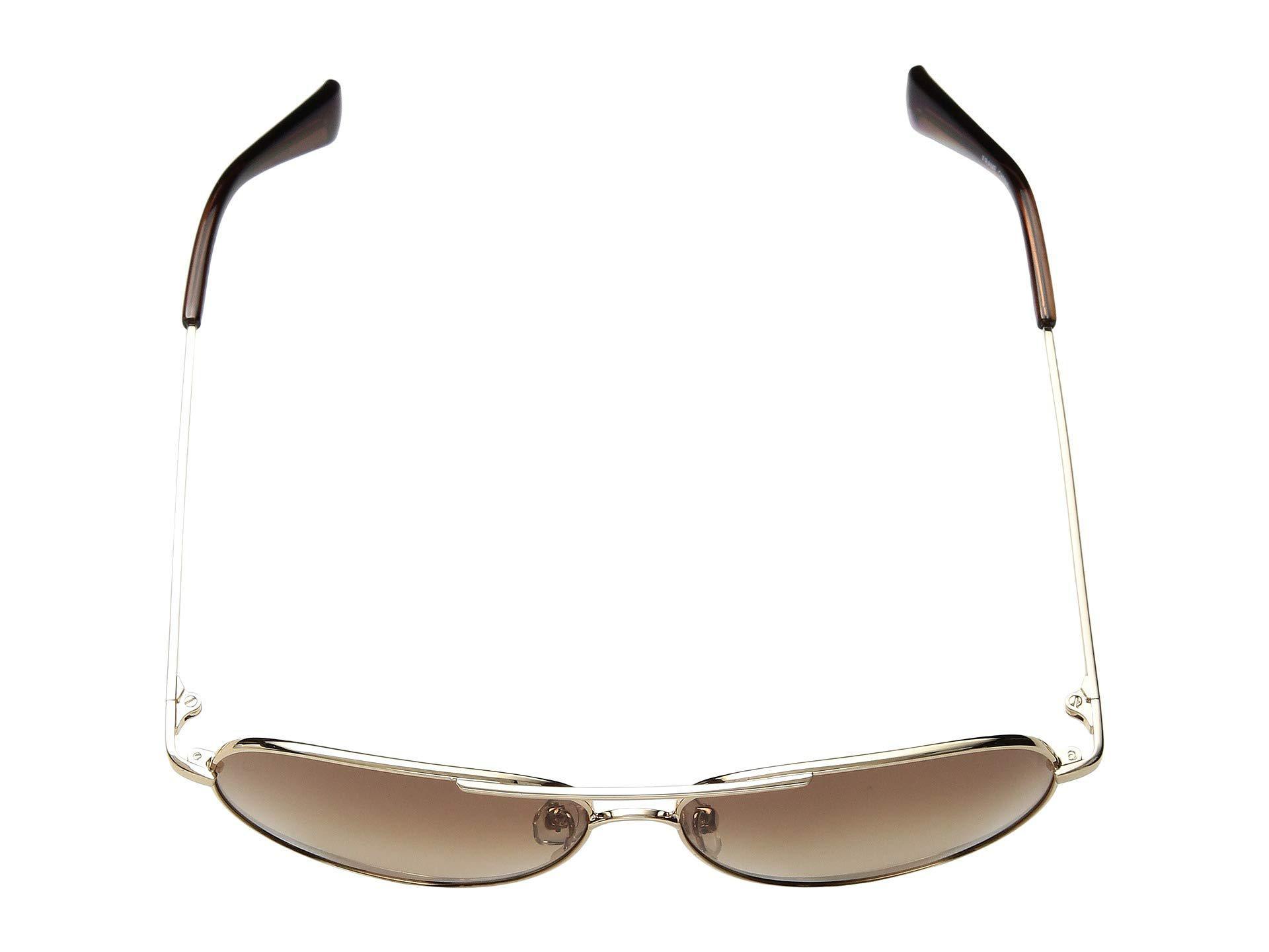 09f9d6efb27 Cole Haan - Ch7037 (gold brown Gradient) Fashion Sunglasses - Lyst. View  fullscreen