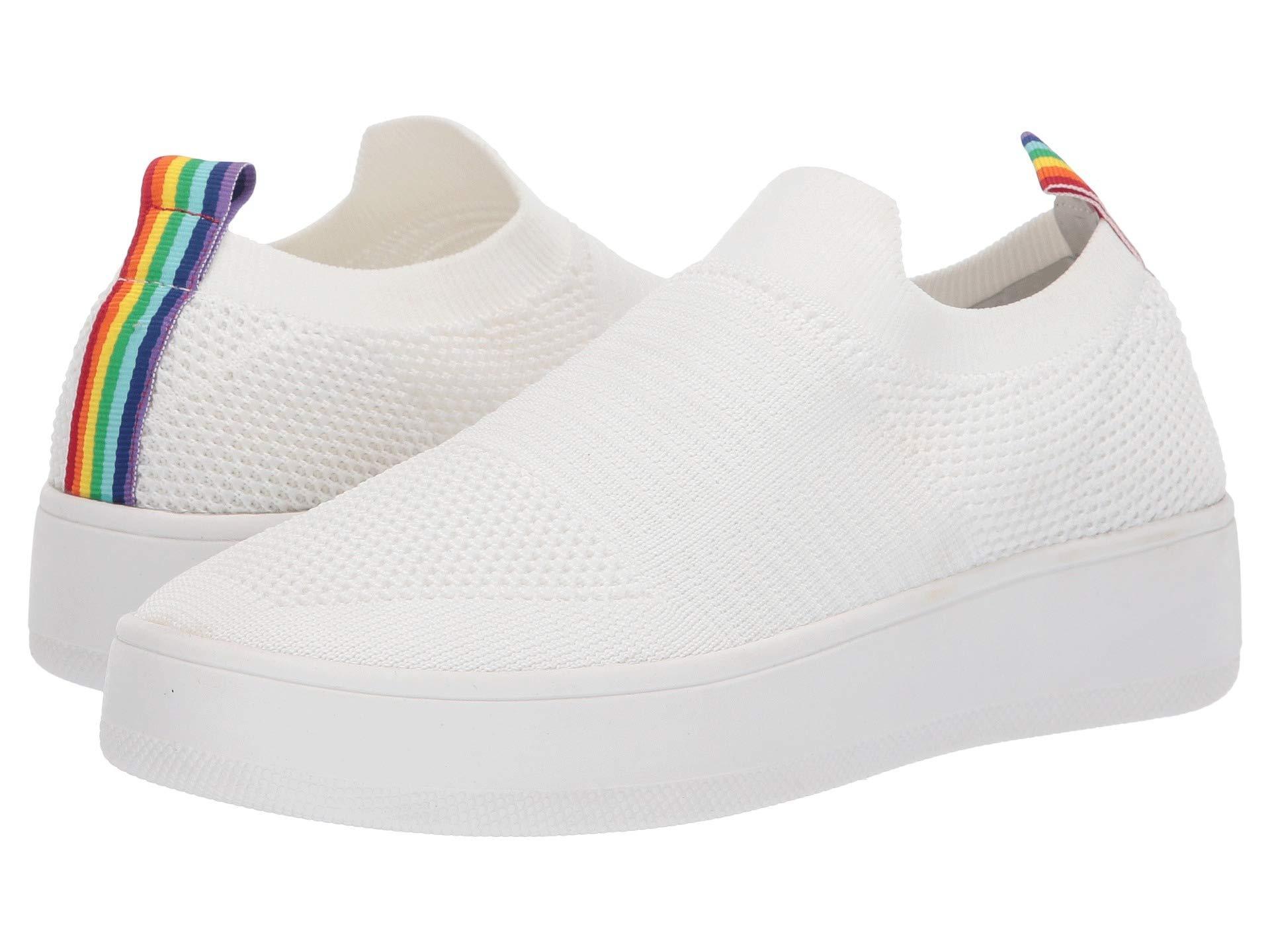83527bbdfa1 Lyst - Steve Madden Beale (white) Women s Shoes in White