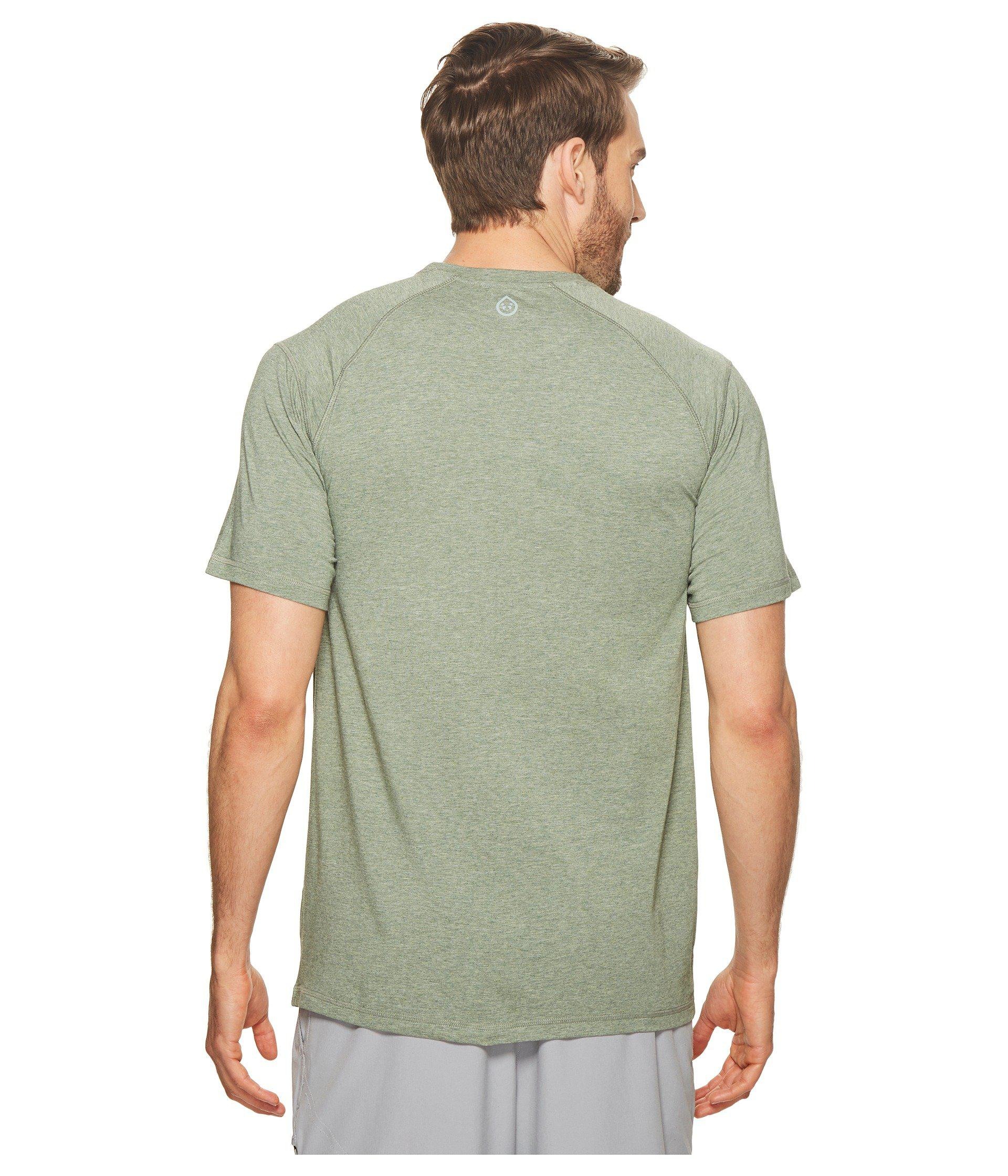 Lyst - Tasc Performance Carrollton Top in Green for Men