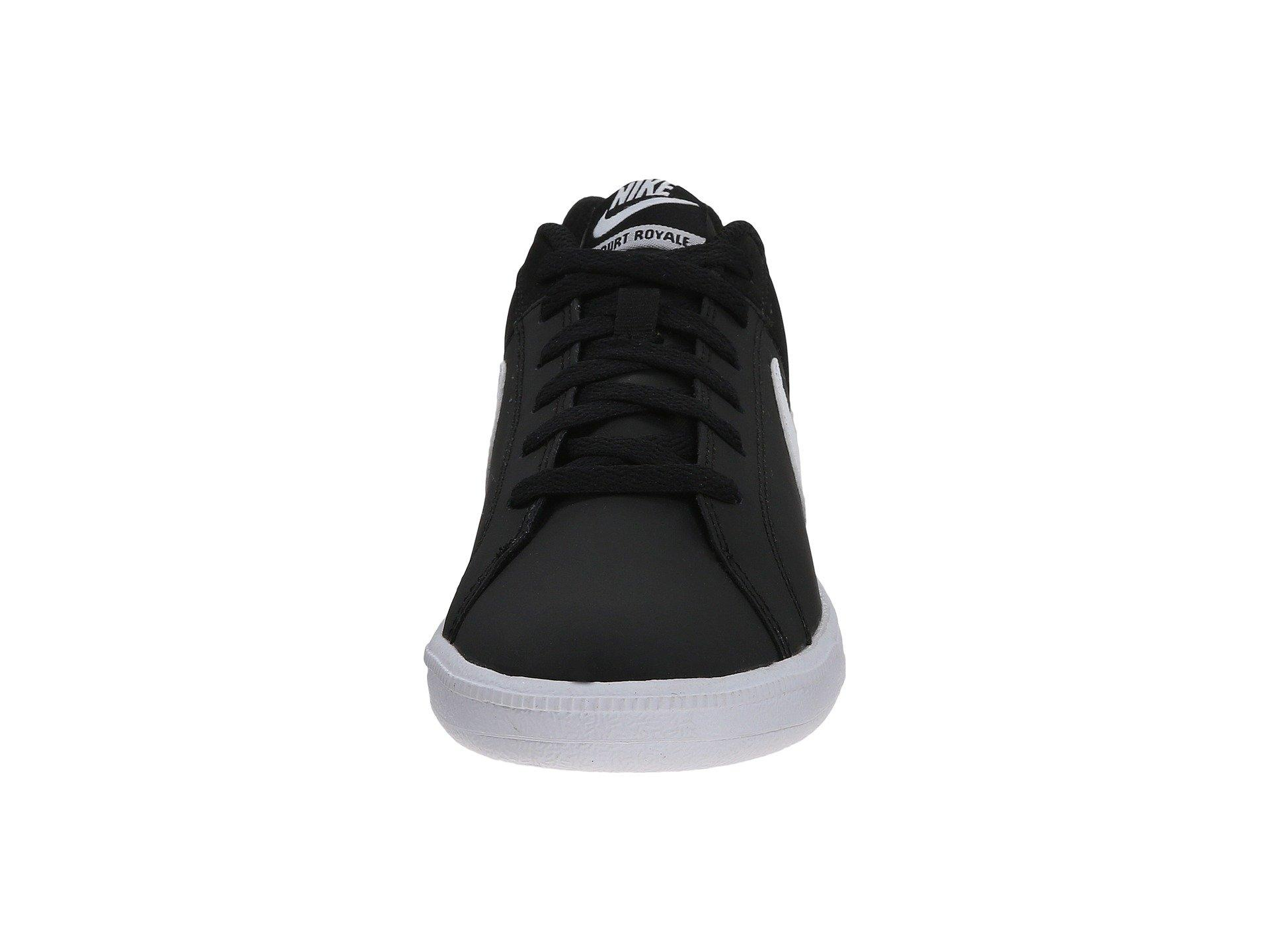 finest selection 5f462 a9ca8 Nike - Black Court Royale (white white rose Gold) Women s Classic Shoes.  View fullscreen