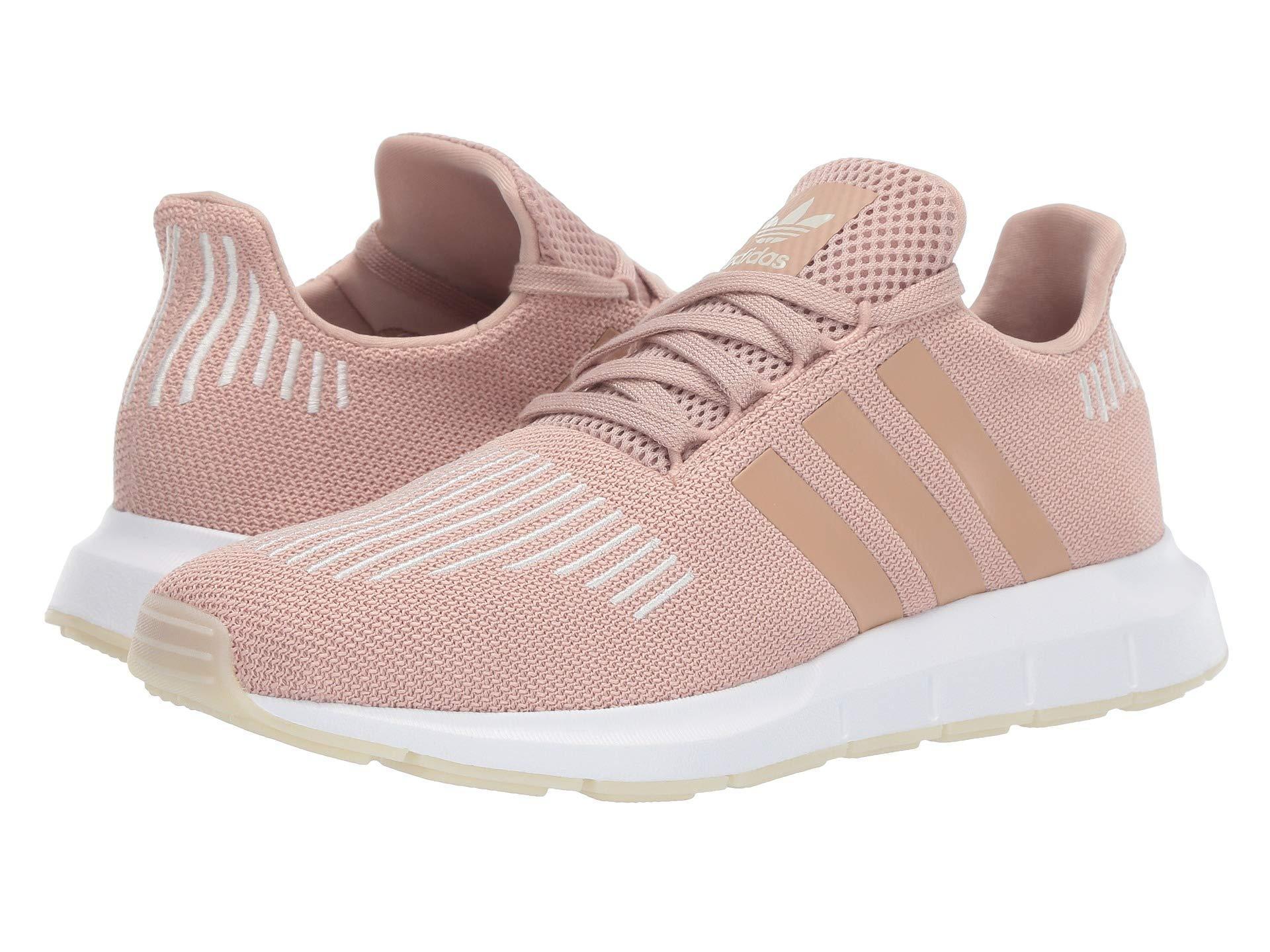 b0ef06eb9b3a6 Lyst - adidas Originals Swift Run W (ice Mint off-white footwear ...