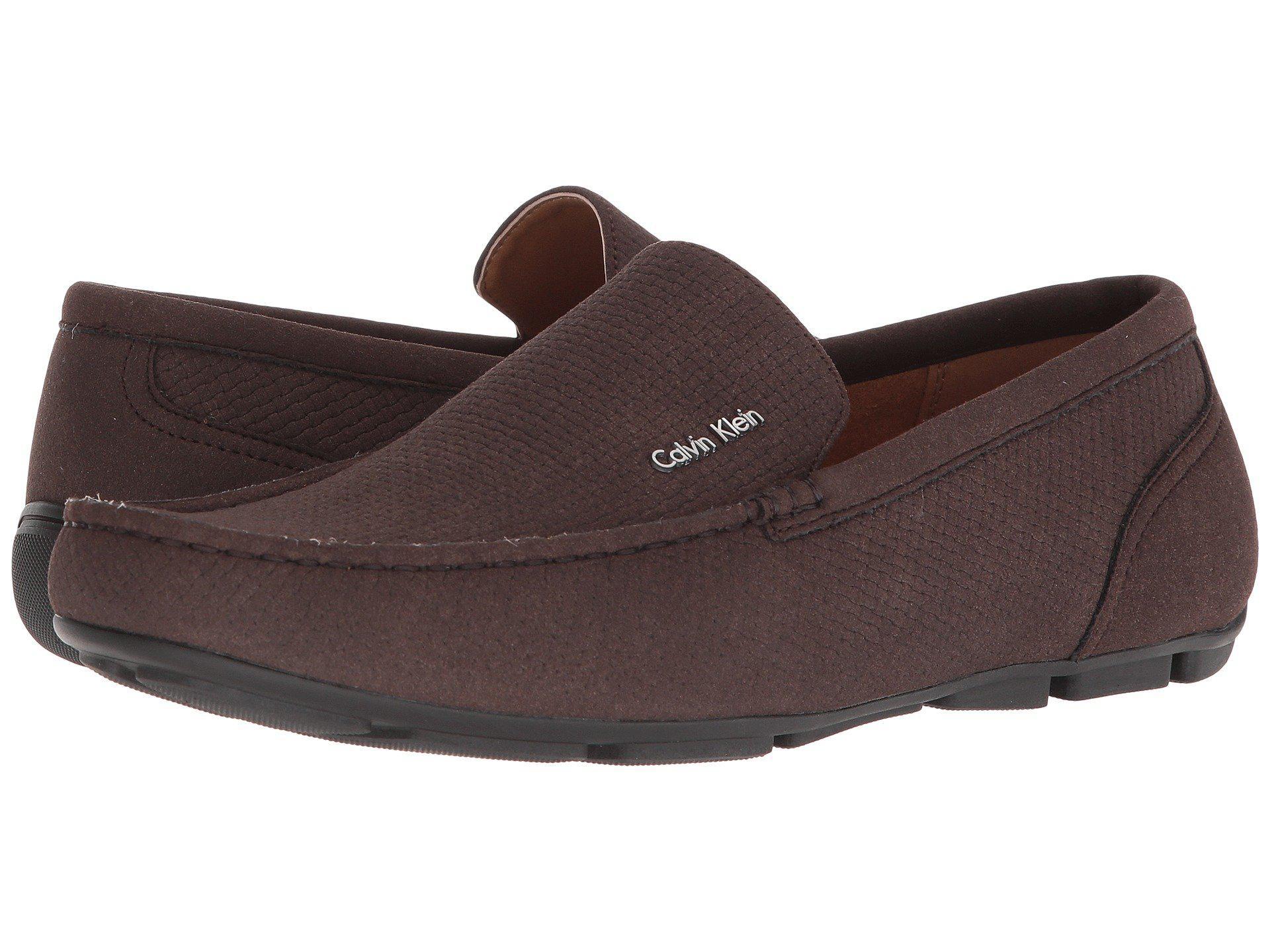 Calvin Klein. Men's Brown Manny