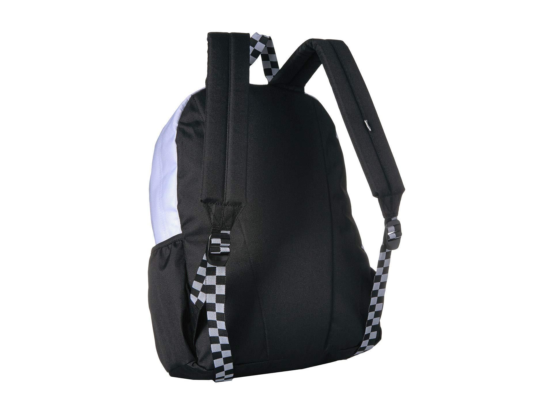b6b0c0e5b811e5 Lyst - Vans Good Sport Realm Backpack (sapphire Blue fun Times ...