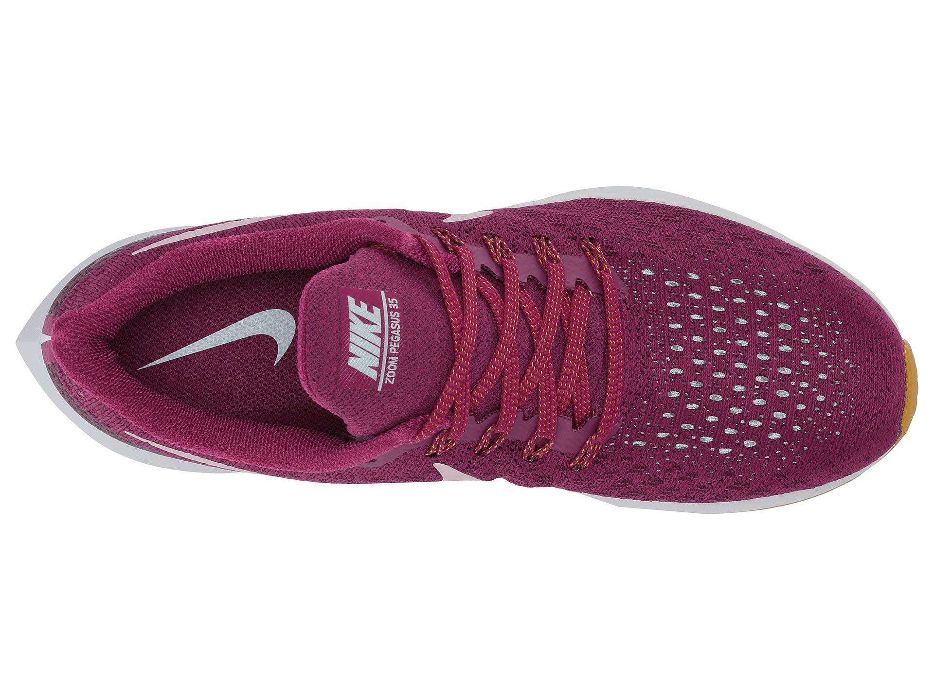 ab6ee902856b Lyst - Nike Air Zoom Pegasus 35 (vast Grey black pink Foam lime ...
