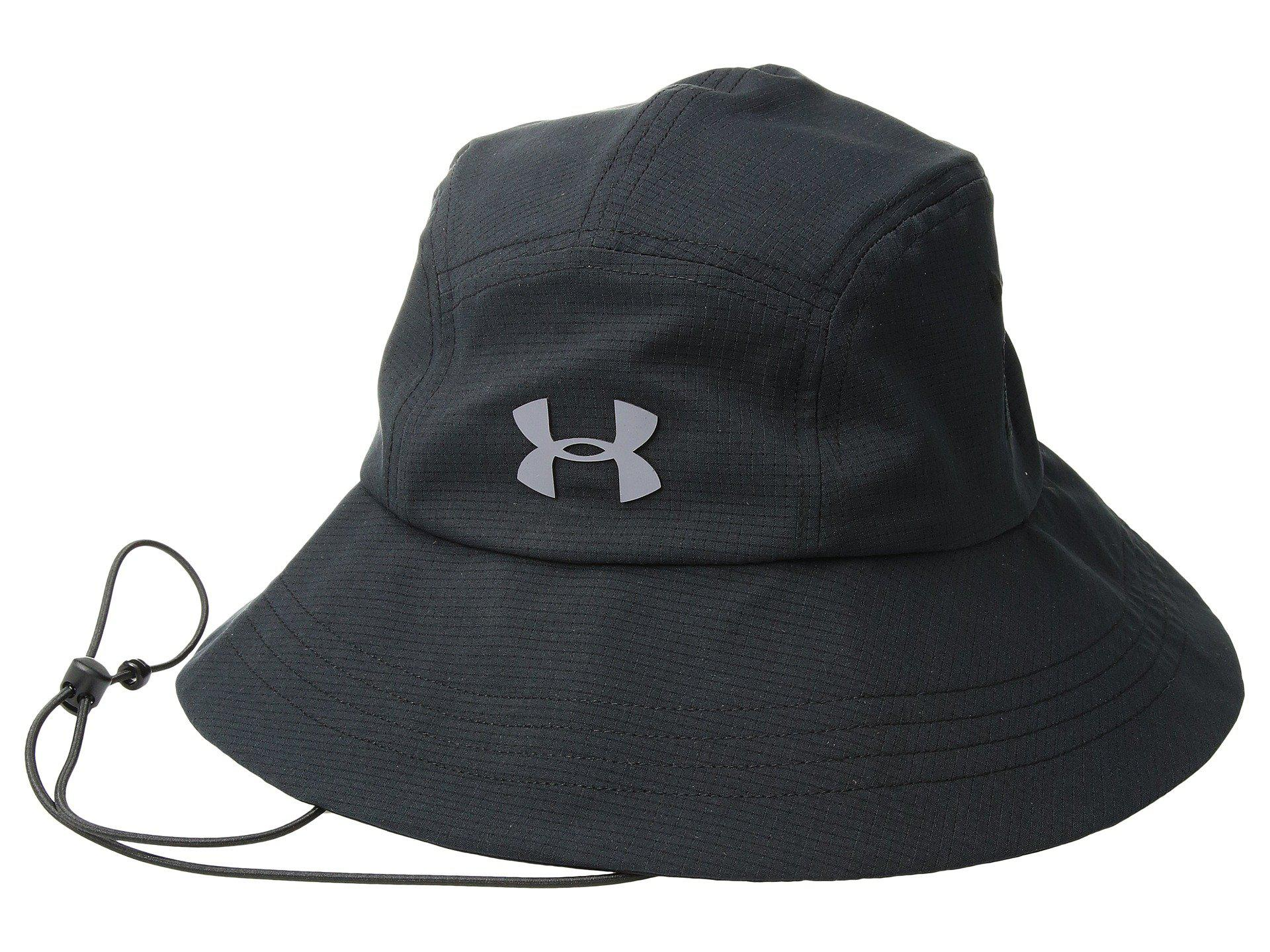 23485071 Under Armour Av Warrior 2.0 Bucket Hat in Black for Men - Lyst