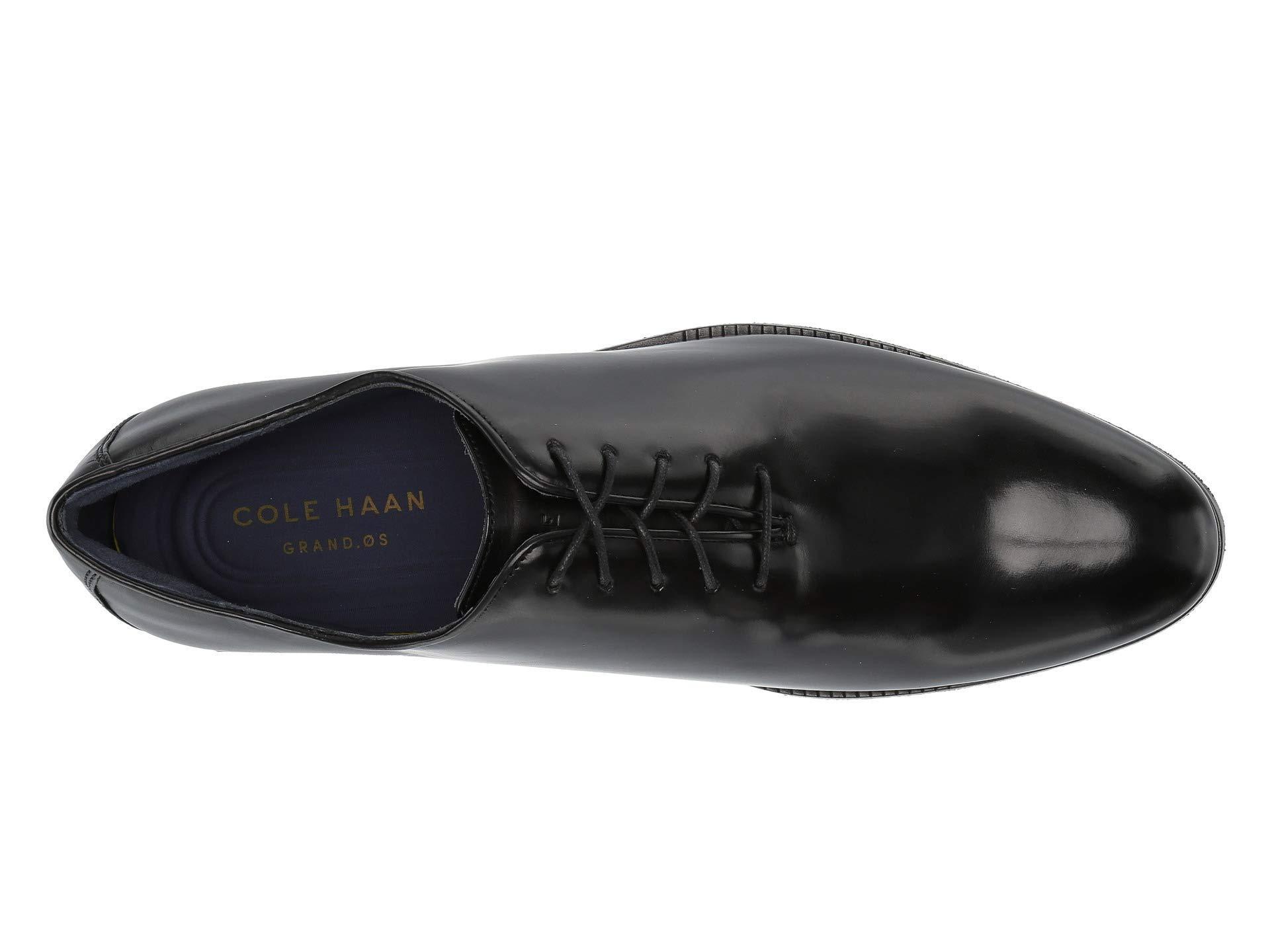 fa769ae02fcb8 Cole Haan - Black Washington Grand Wholecut Oxford (british Tan) Men's  Shoes for Men. View fullscreen