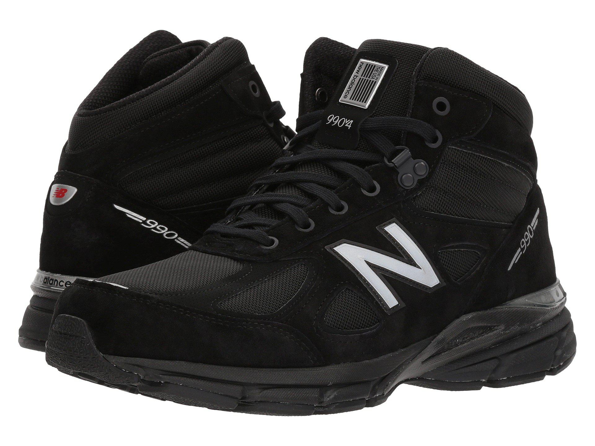 Lyst - New Balance 990v4 Boot (black grey) Men s Pull-on Boots in ... a8521d9741a22