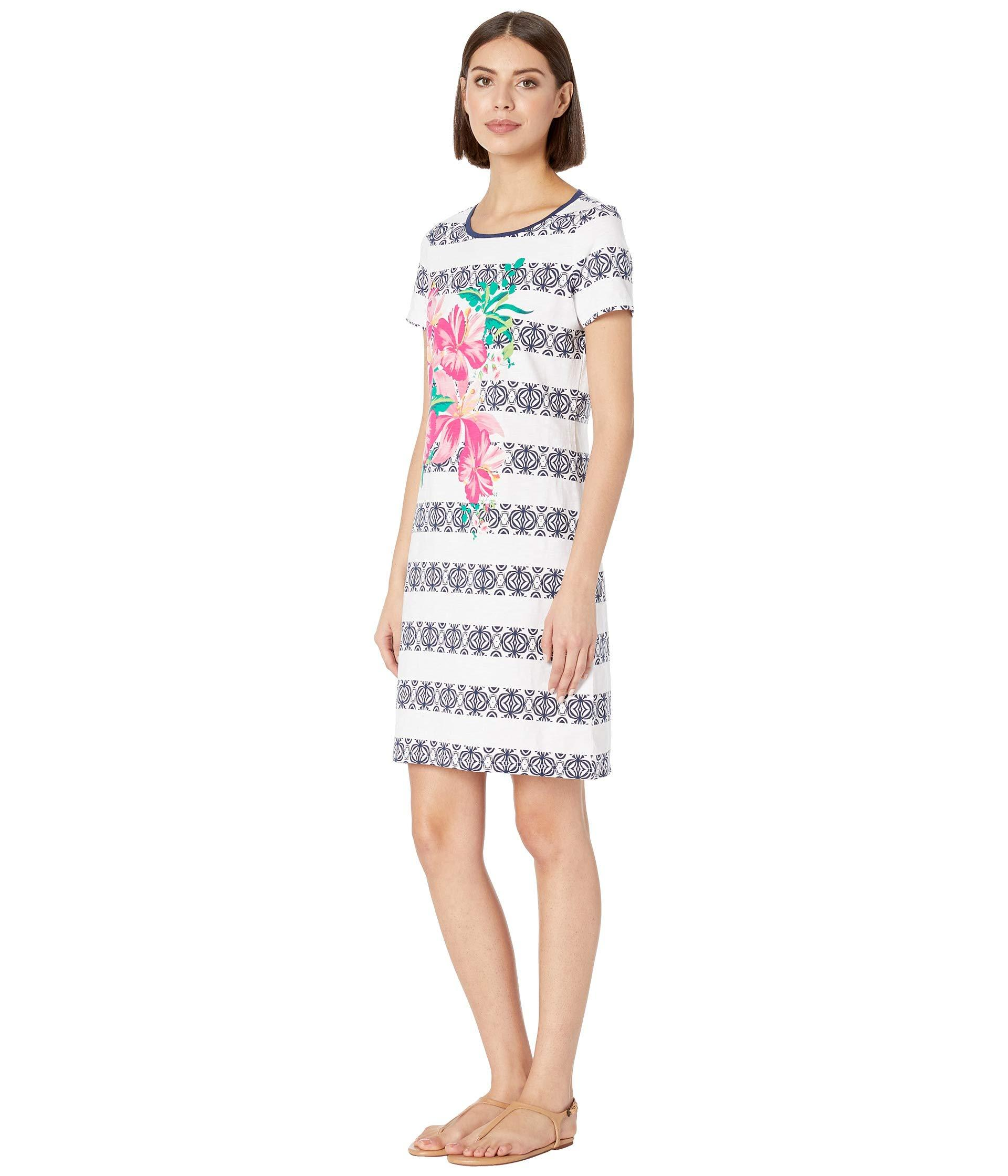 6ec7d4136ef Lyst - Tommy Bahama Lava Actually T-shirt Dress (island Navy) Women s Dress  in Blue