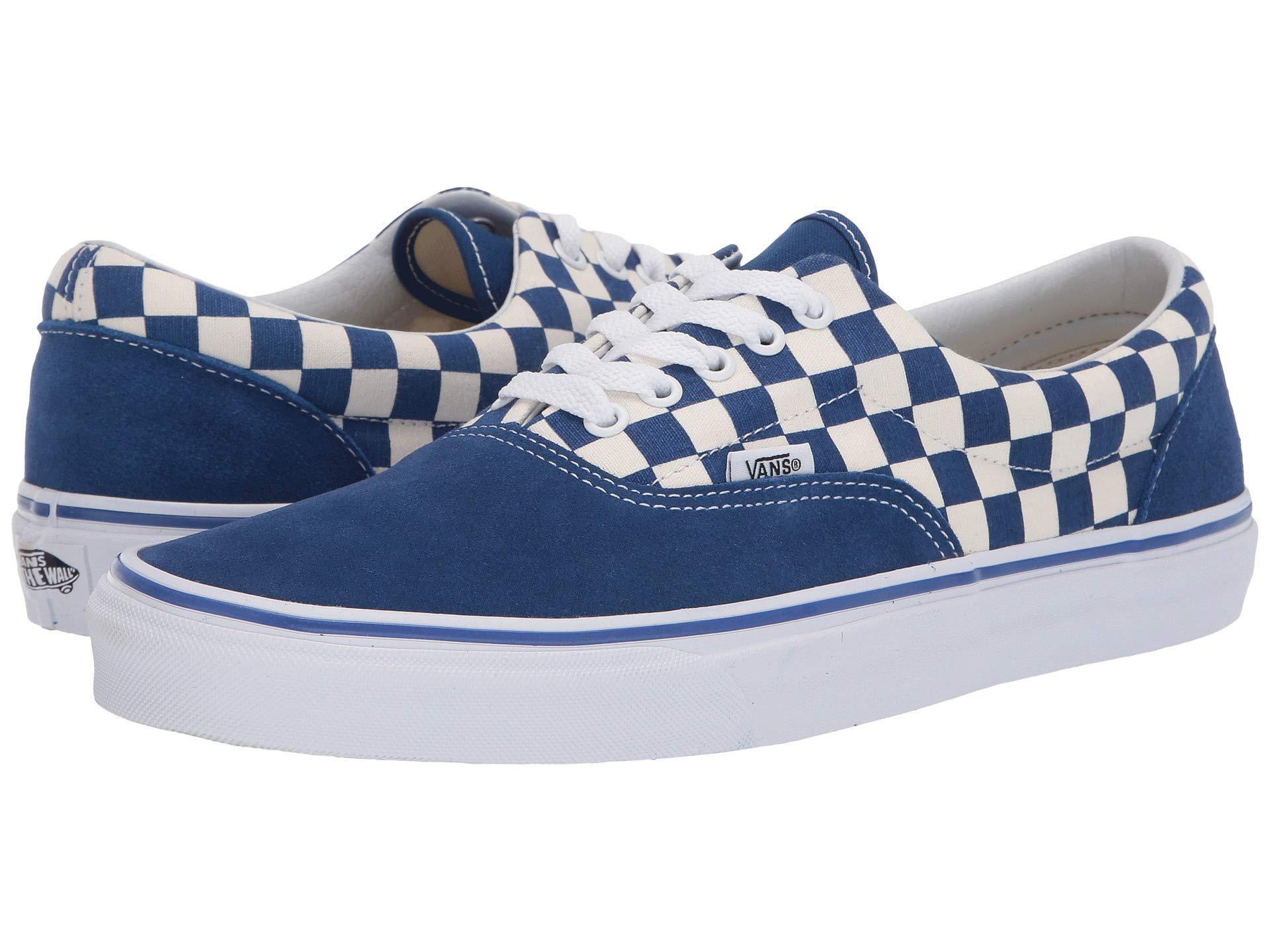 a0a45c9451 Lyst - Vans Eratm ((checkerboard) Multi true White) Skate Shoes in ...