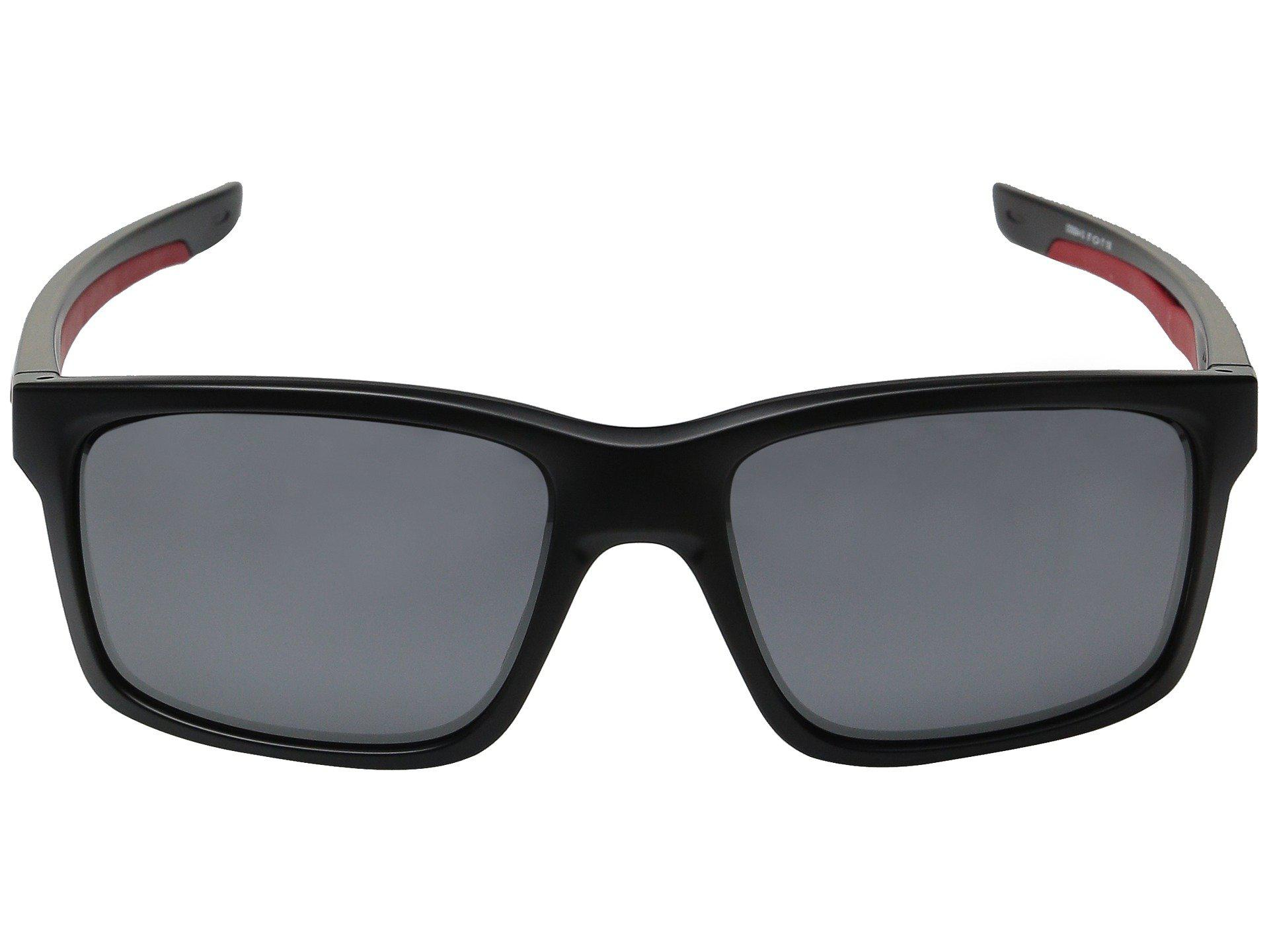 dc17b5e4d5 Oakley - Mainlink (matte Black black Iridium Polarized) Plastic Frame  Fashion Sunglasses for. View fullscreen